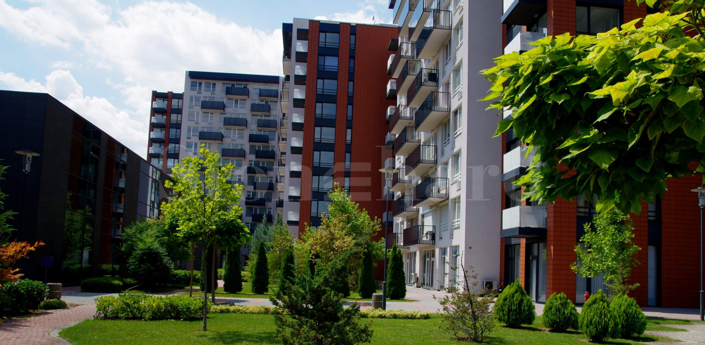 Contemporary residential complex in Plovdiv City2 - Stonehard