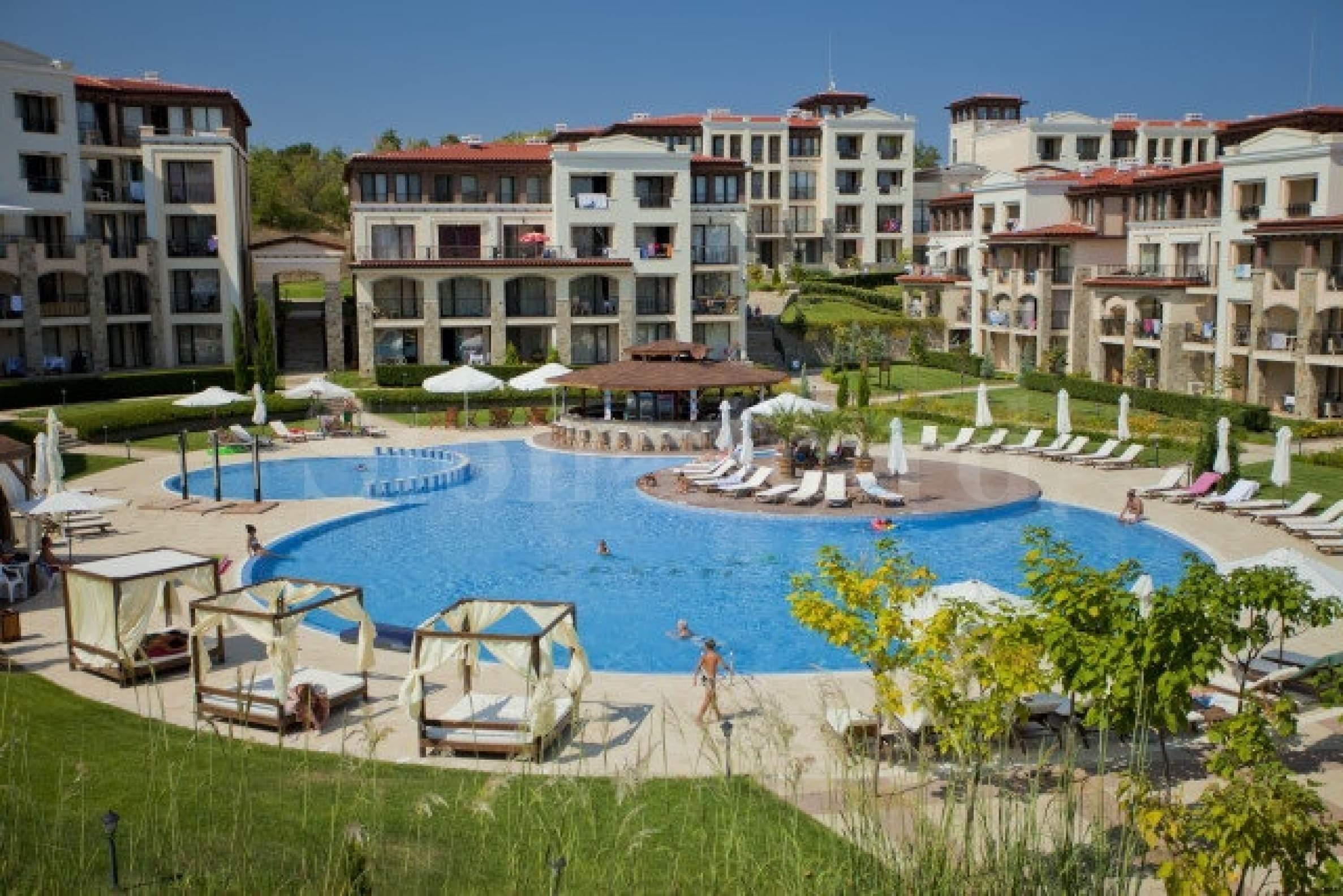 Апартаменти в Green Life Beach Residence на плажа Каваци1 - Stonehard