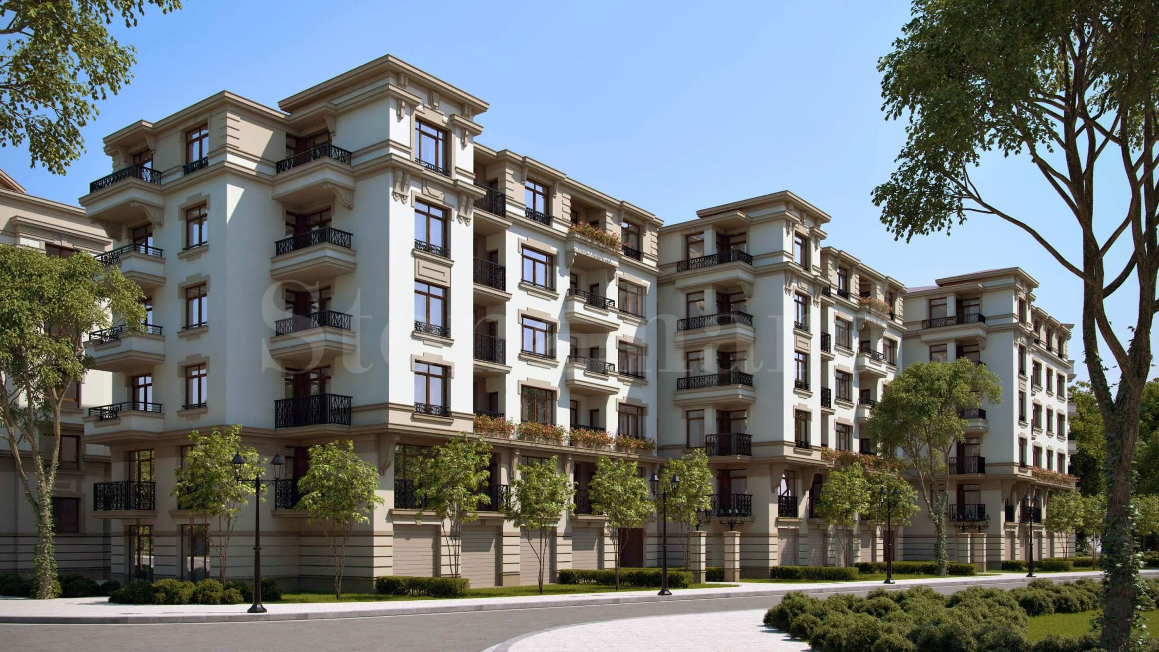 Апартаменти до плажа в комплекс Айвазовски Парк2 - Stonehard