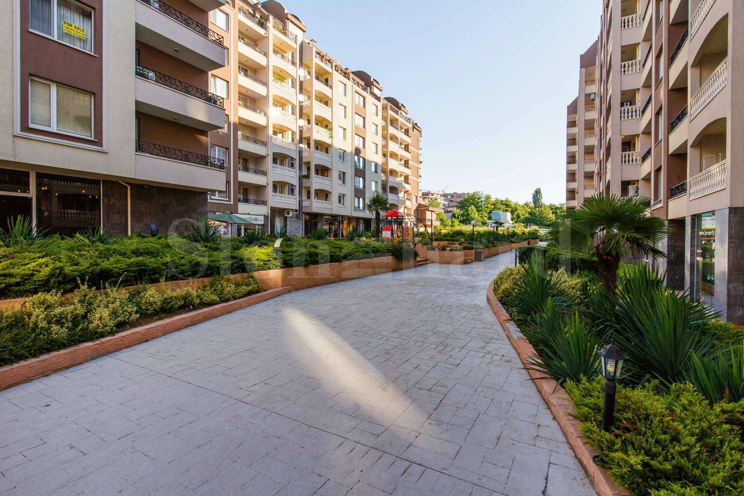 Апартаменти във VIP комплекс Перла2 - Stonehard