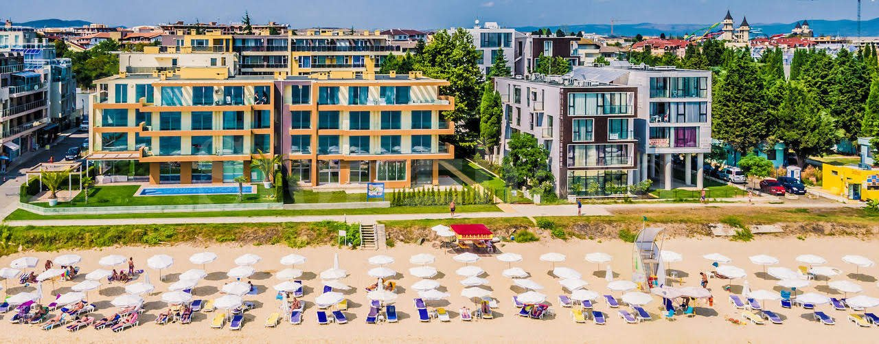 Beach-front apartment complex on the Black sea2 - Stonehard