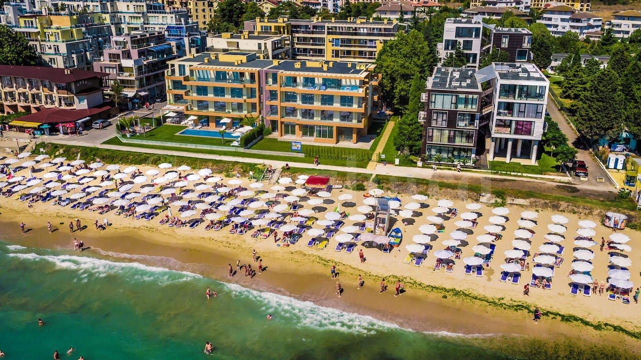 Апартаменти в съвременния комплекс Olympia Beach2 - Stonehard