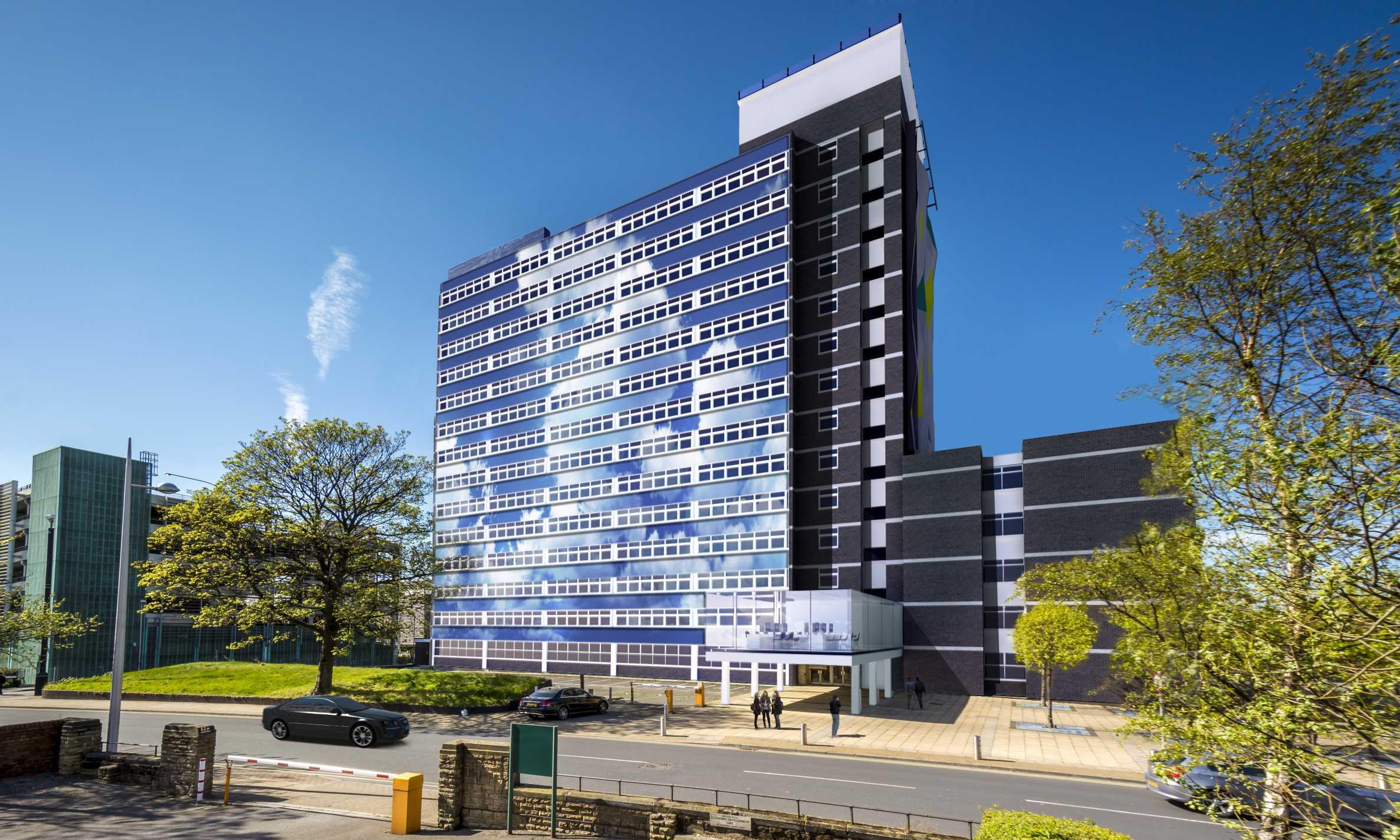 Студия и апартаменти до колежа Hugh Baird1 - Stonehard