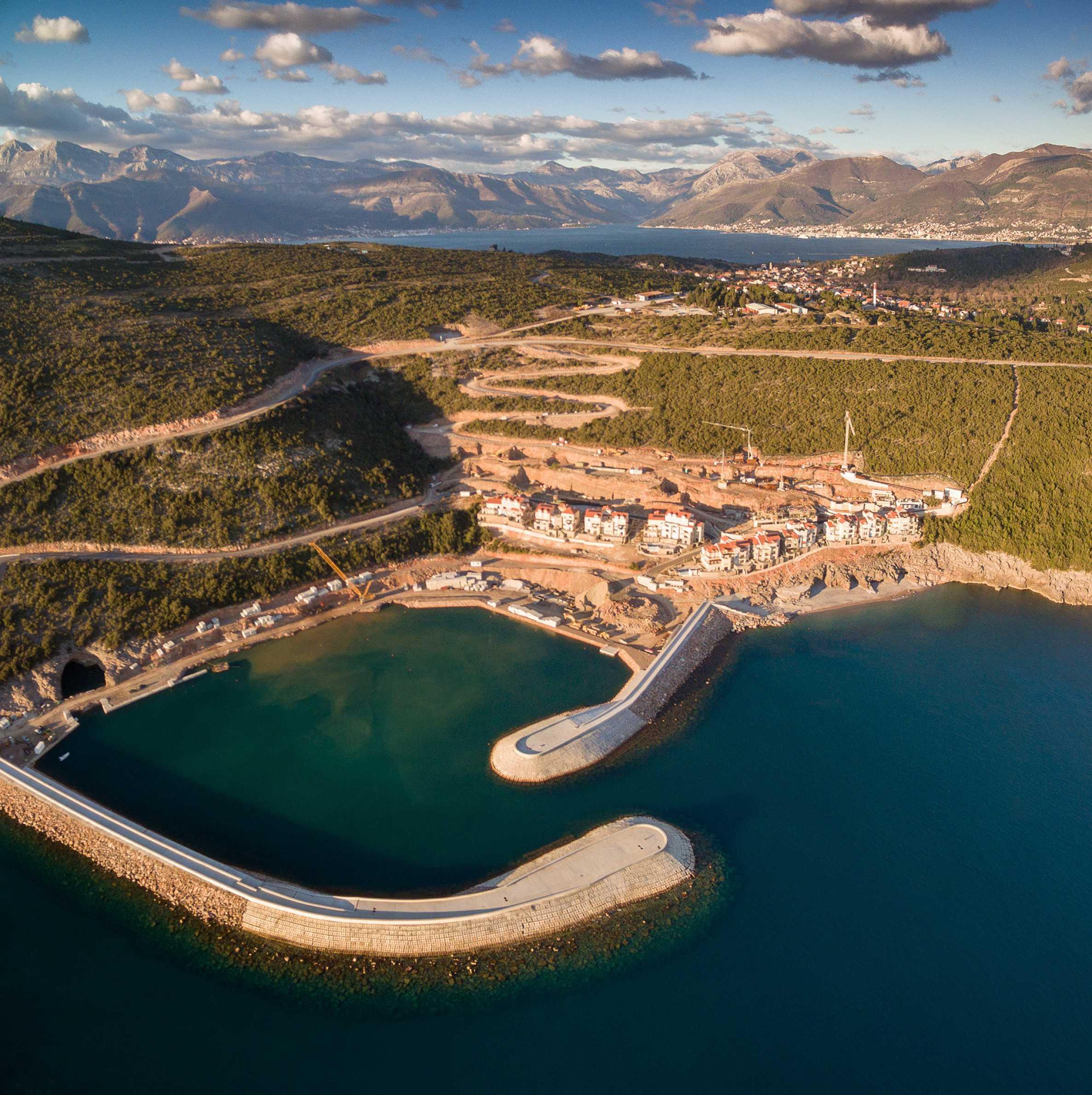 Townhouses in world-class luxury resort on the Adriatic coast2 - Stonehard