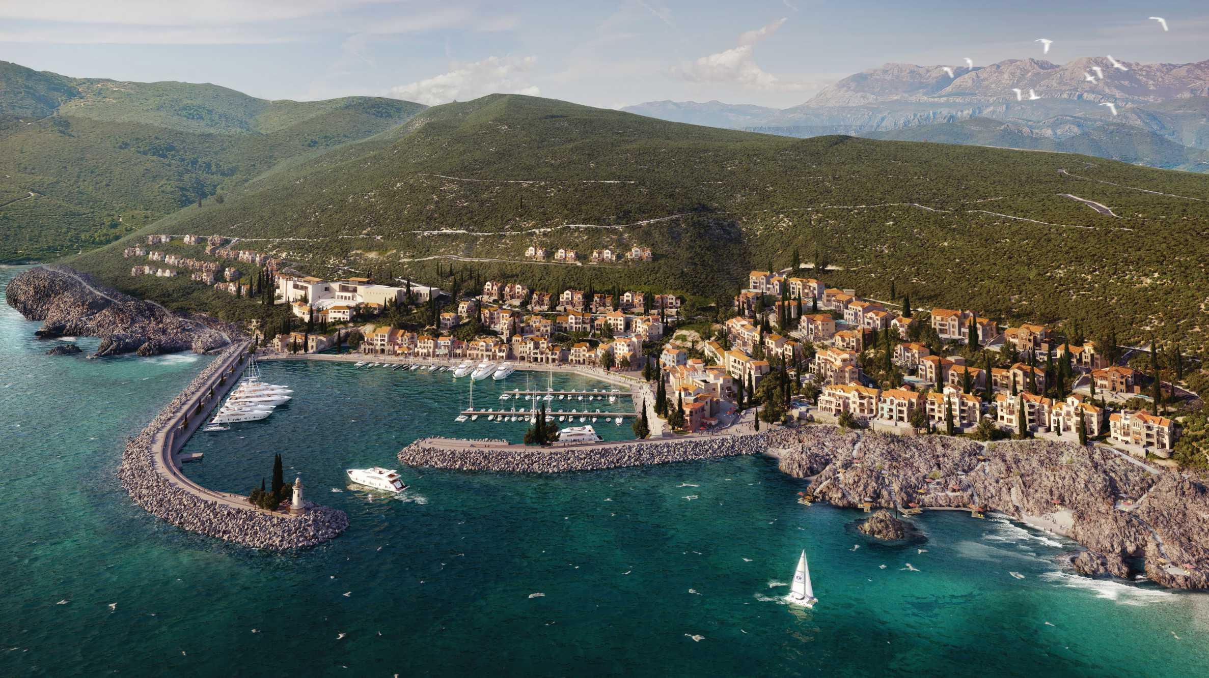 Townhouses in world-class luxury resort on the Adriatic coast1 - Stonehard