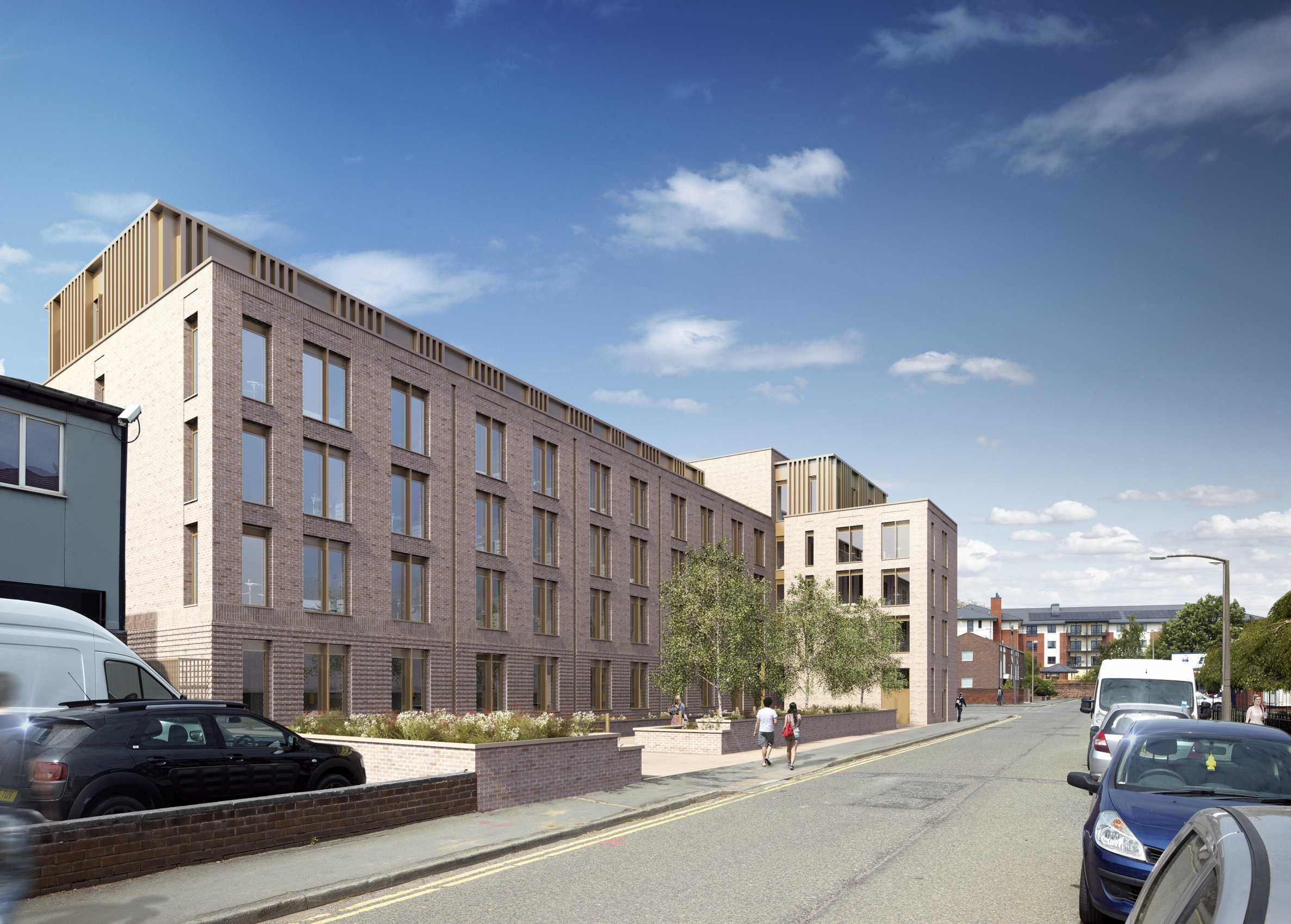 Luxury student accommodation near Liverpool and Manchester1 - Stonehard