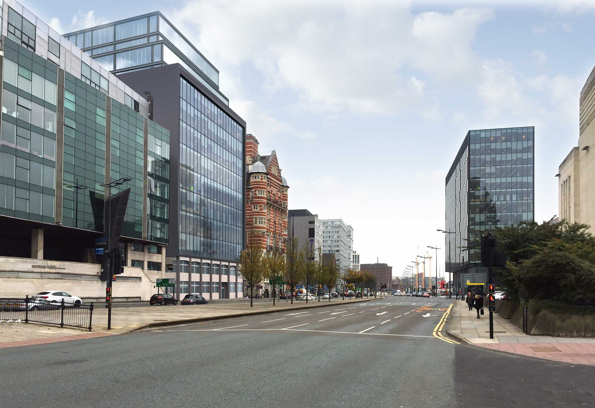 Stunning residential apartments on Liverpool's waterfront1 - Stonehard