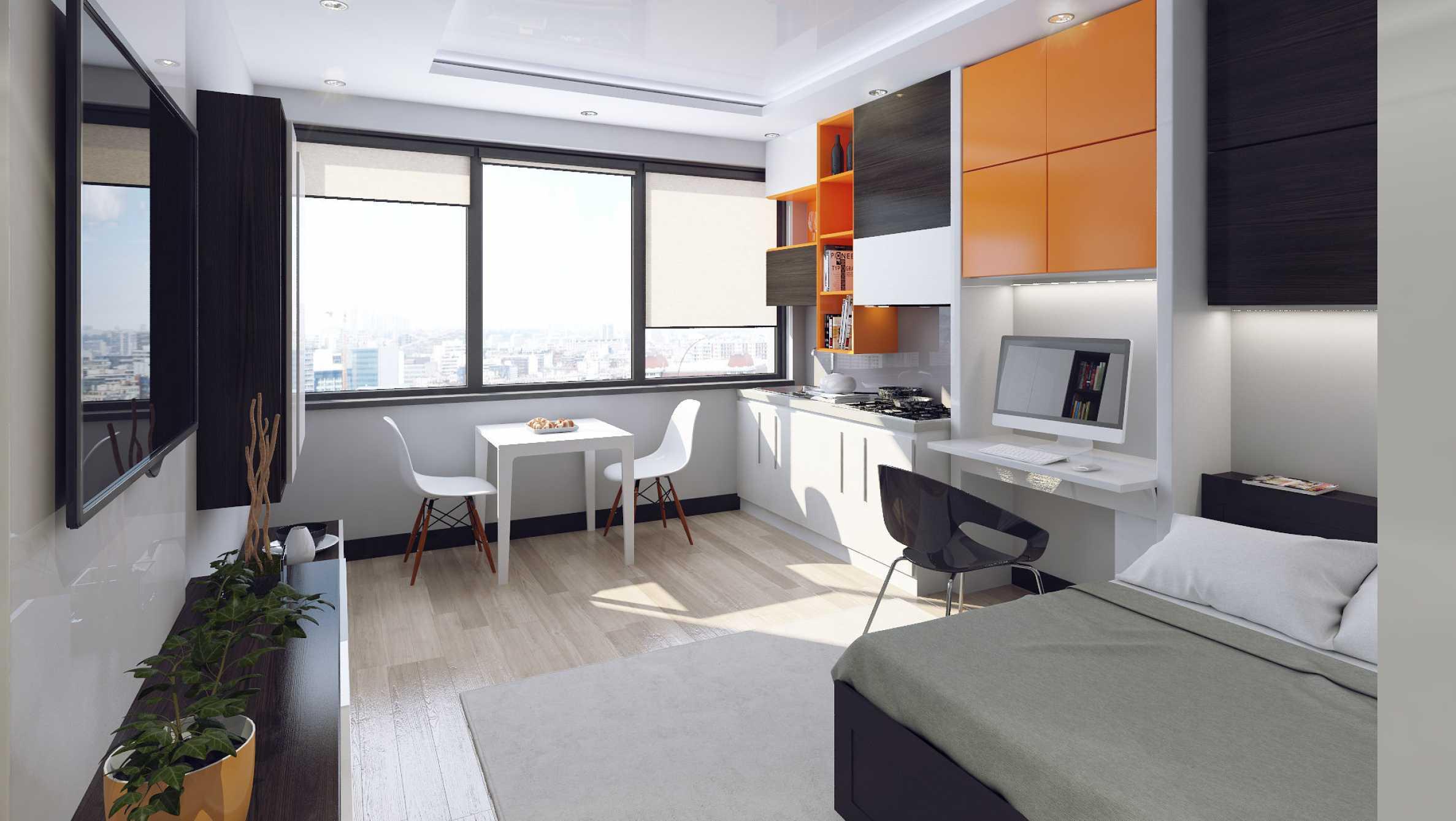 Напълно обзаведени стаи в ново студентско общежитие2 - Stonehard
