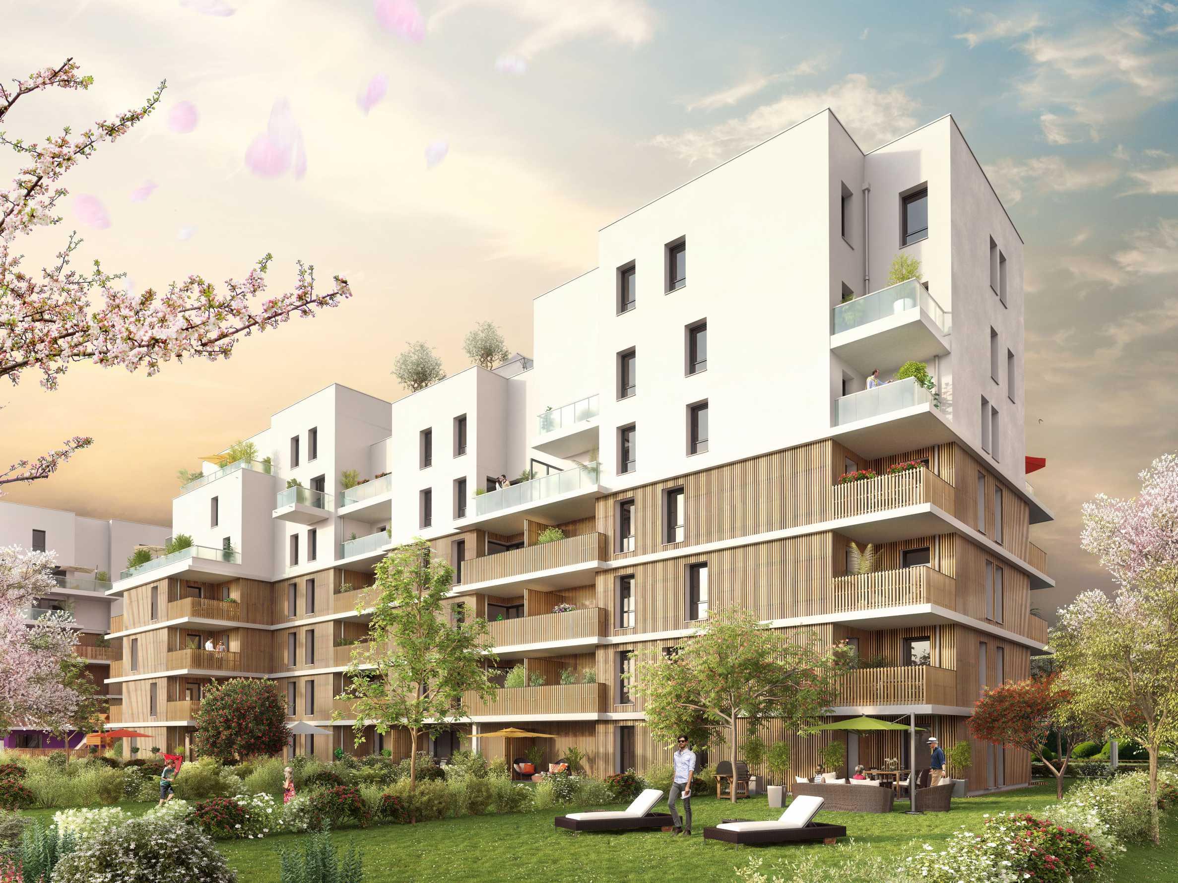 Нови апартаменти във френски град на 6 км от Женева1 - Stonehard