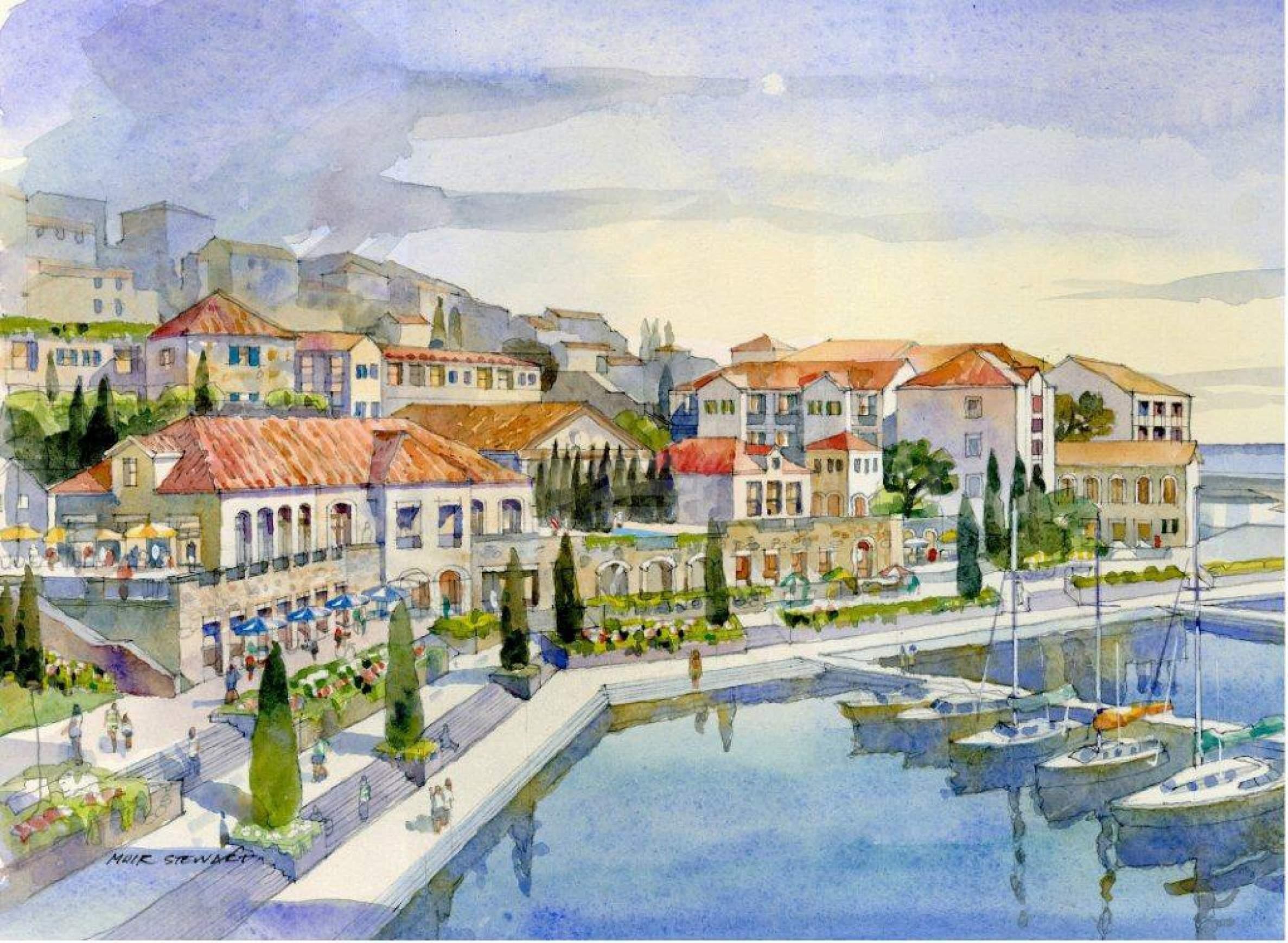 Hotel condo rooms in world-class luxury resort on the Adriatic Coast1 - Stonehard
