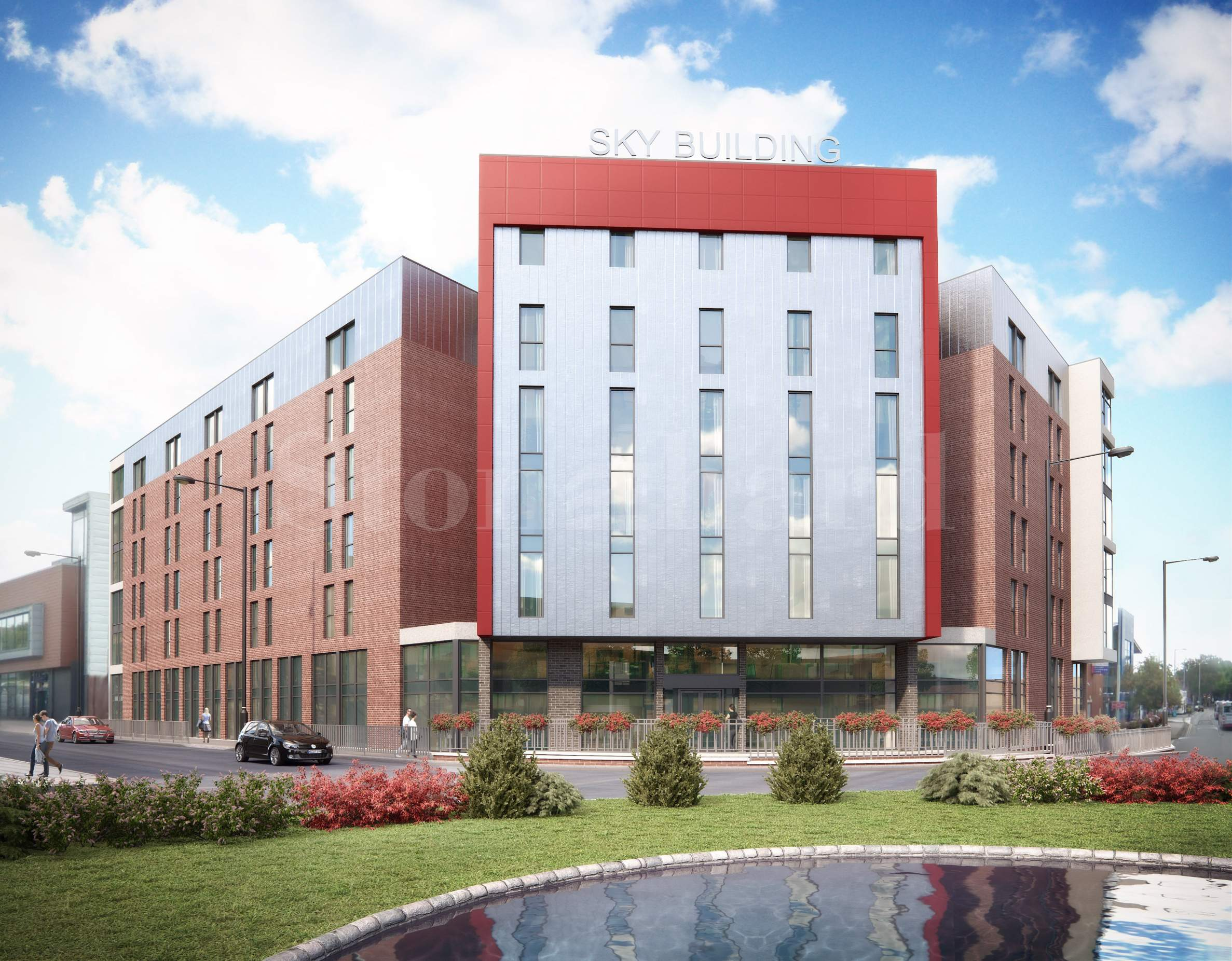 Unique student development with strong local demand2 - Stonehard