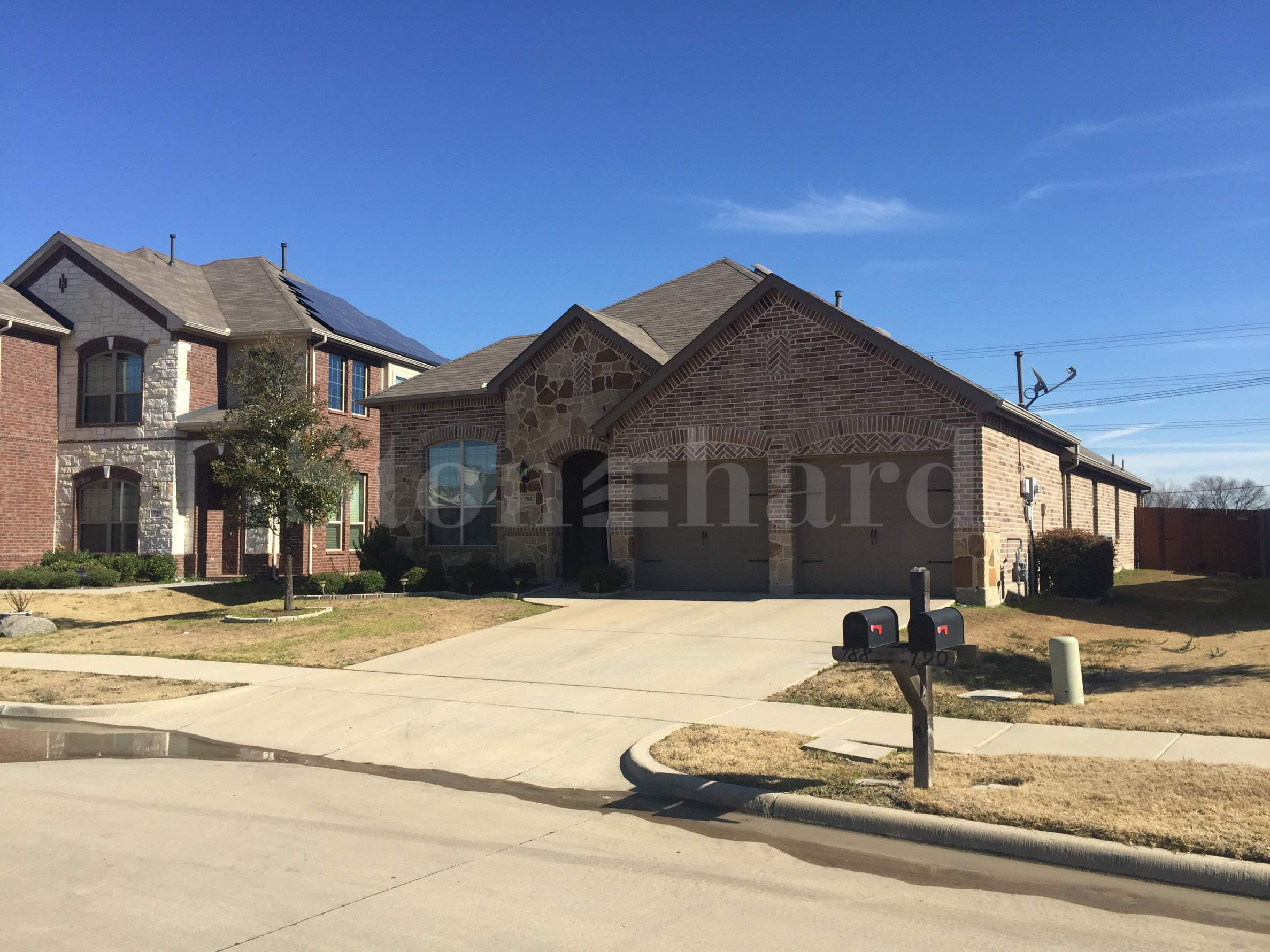 High quality new construction rental properties near Dallas1 - Stonehard
