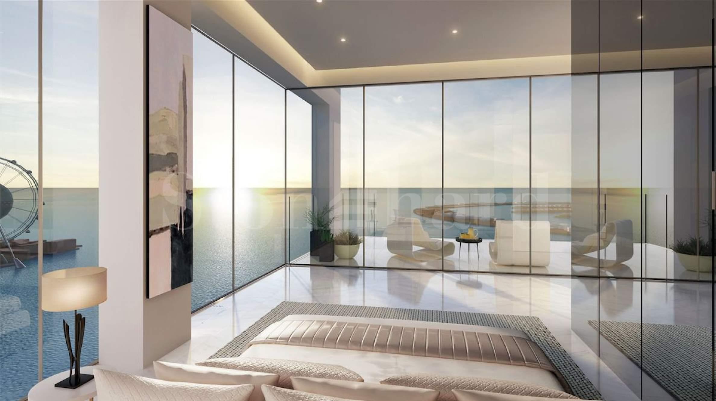 High end residential tower in Dubai Marina2 - Stonehard
