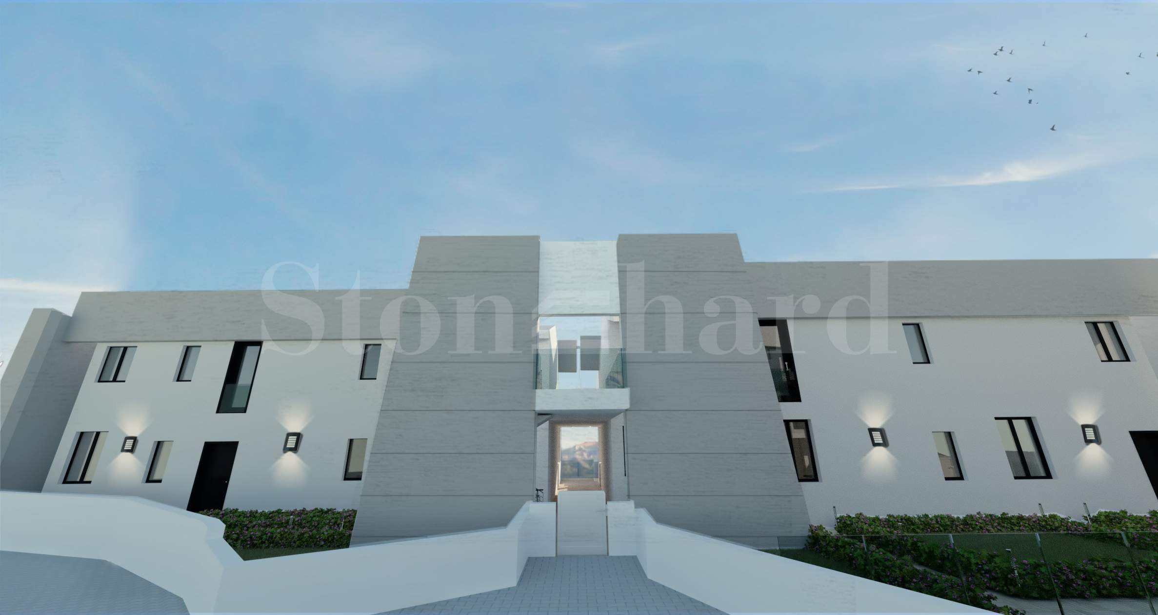 Holiday residences in Sardinia1 - Stonehard
