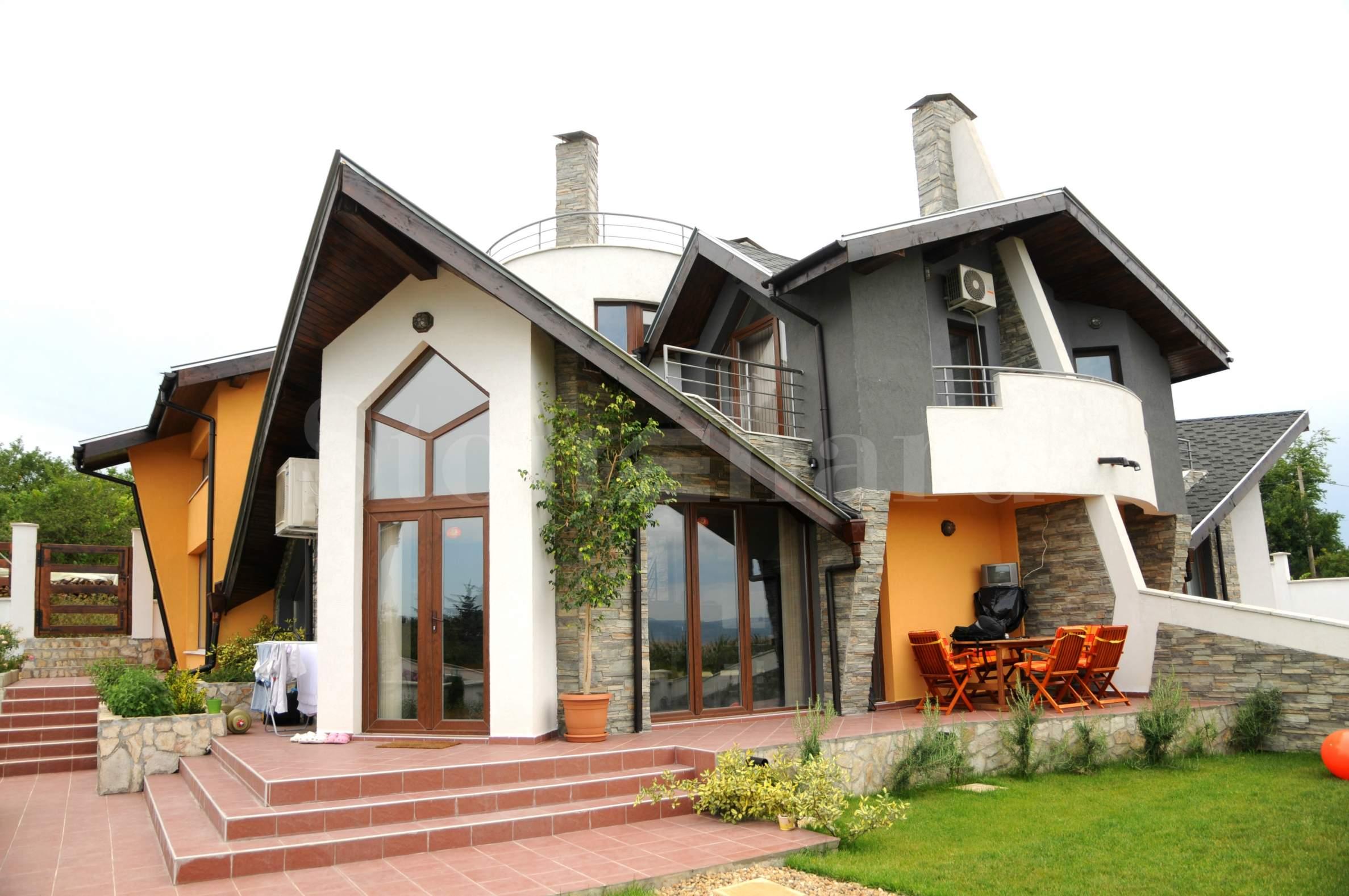Къща за продажба до Варненското езеро1 - Stonehard