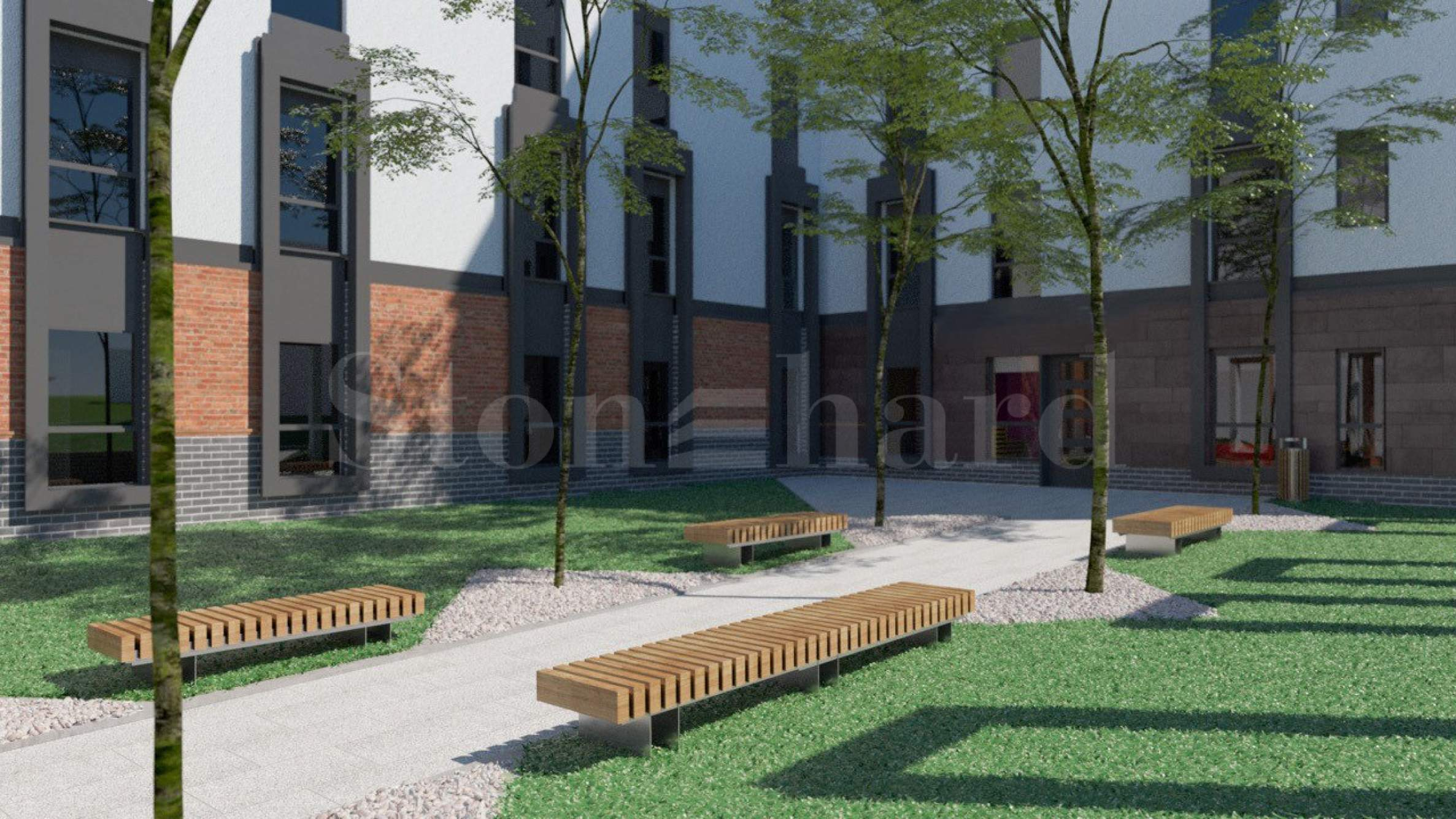 Purpose built student accommodation with high net yield2 - Stonehard