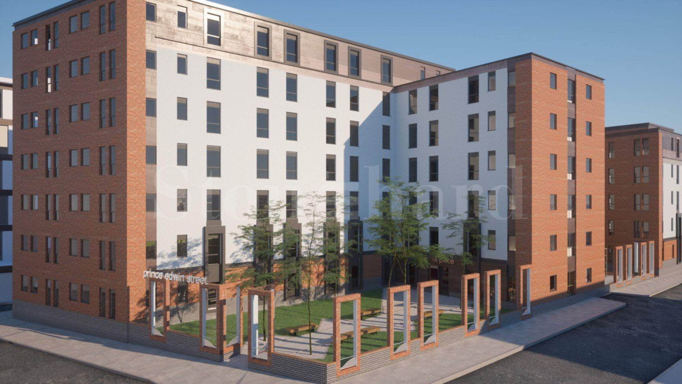 Purpose built student accommodation with high net yield1 - Stonehard