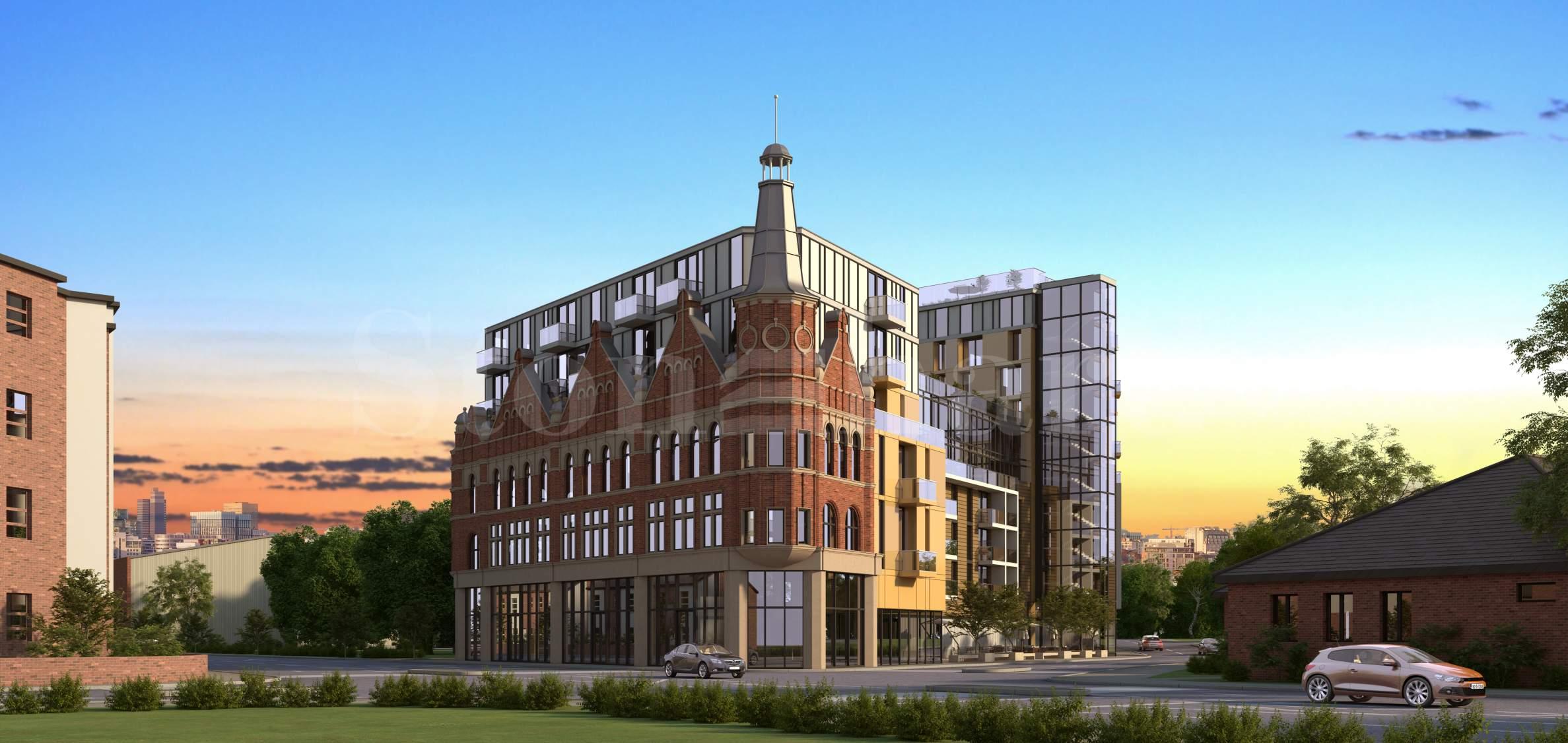 Луксозни апартаменти с доходност от наем до 12%1 - Stonehard