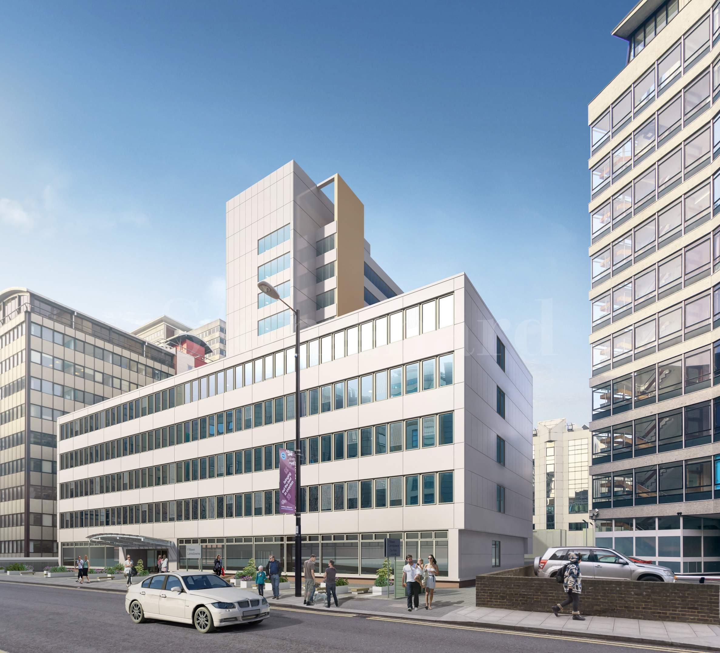 New big development in the heart of Croydon1 - Stonehard