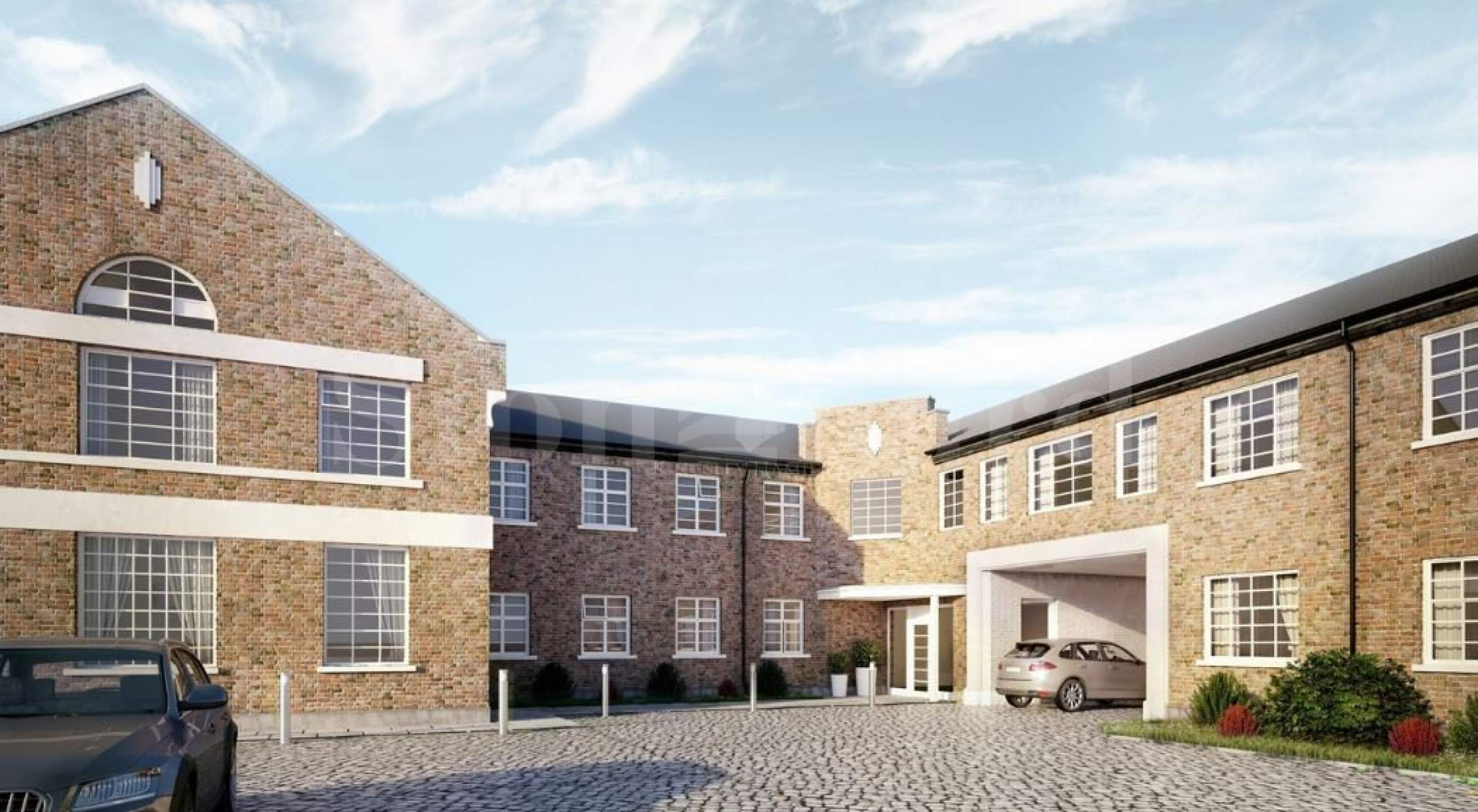 Completed residential development in Southall, Ealing1 - Stonehard