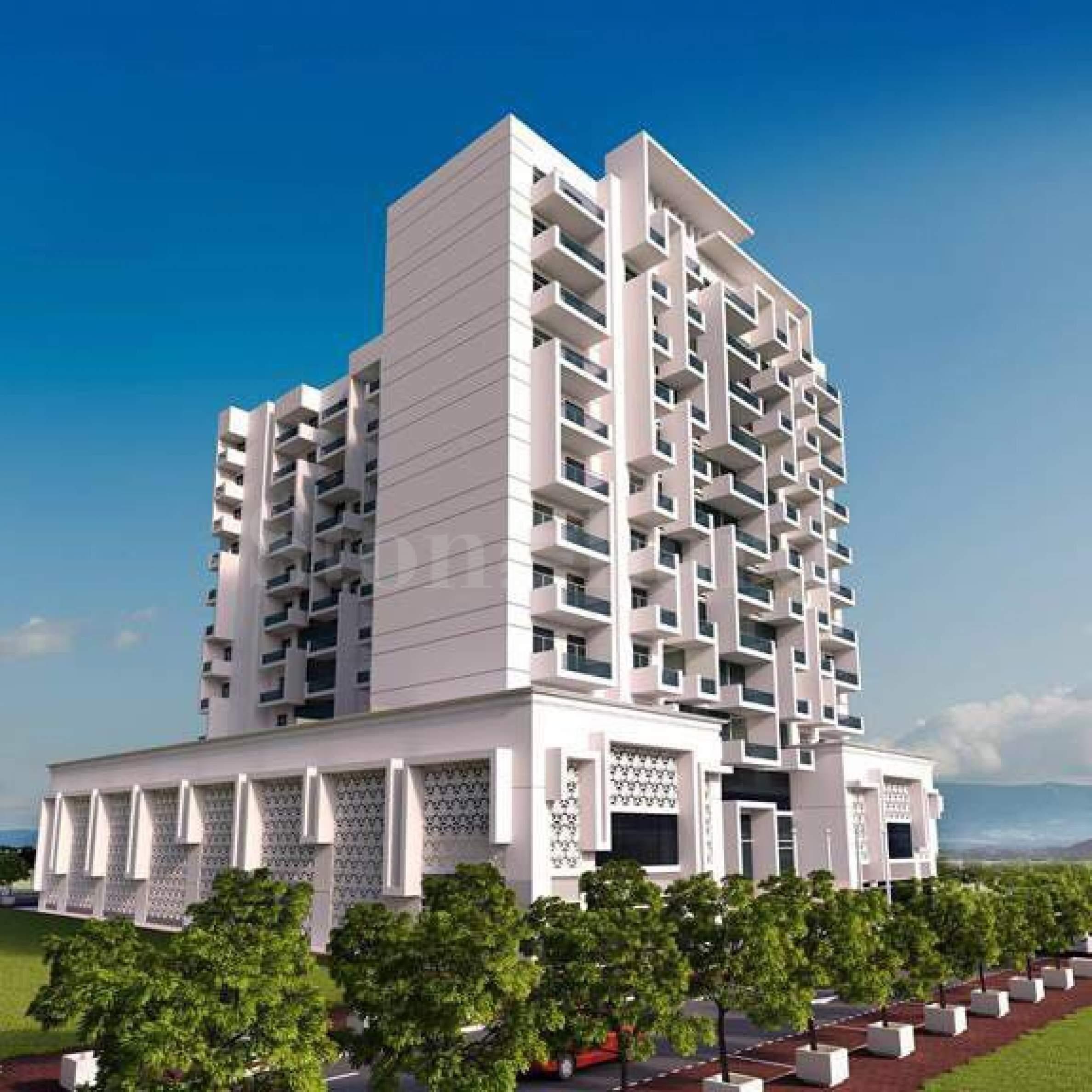 Serviced apartments in Al Furjan business district1 - Stonehard