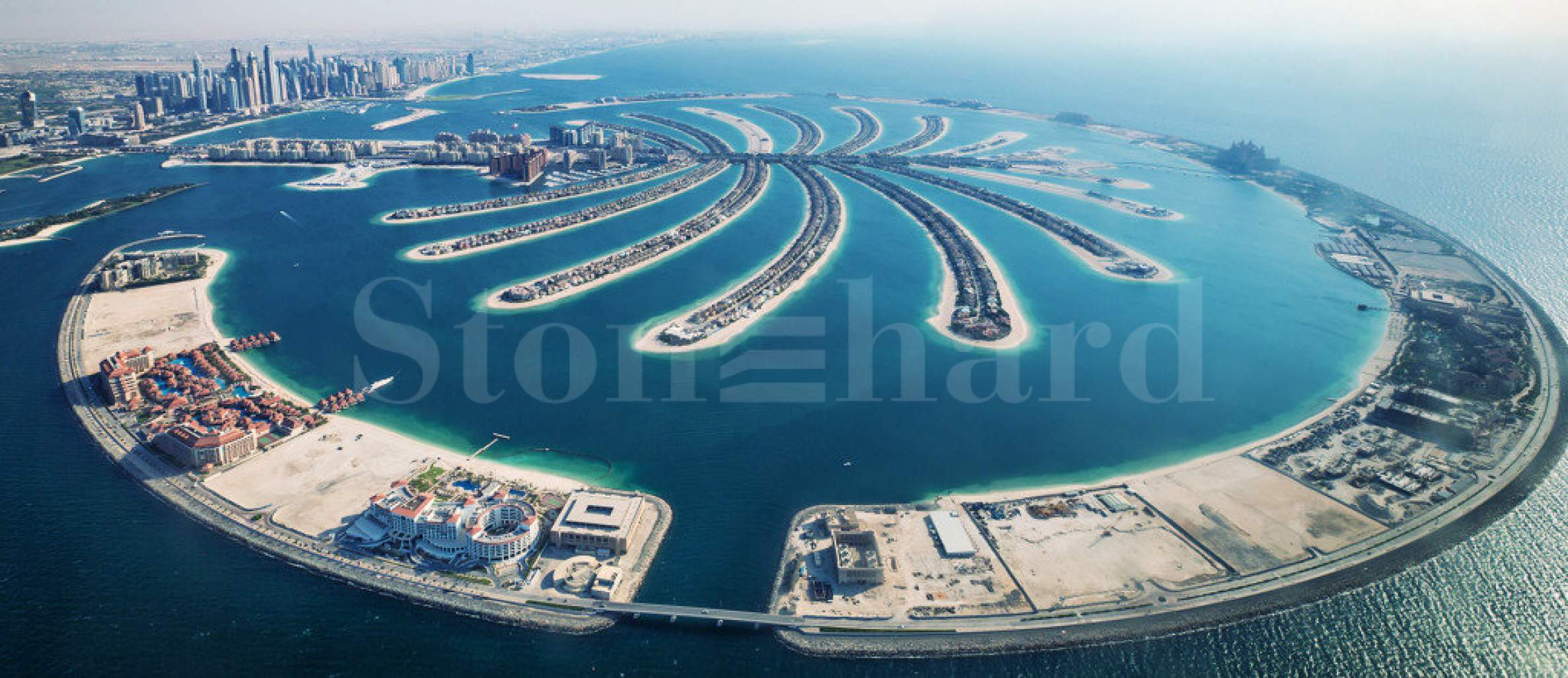 Luxury serviced residences on the Palm Jumeirah2 - Stonehard