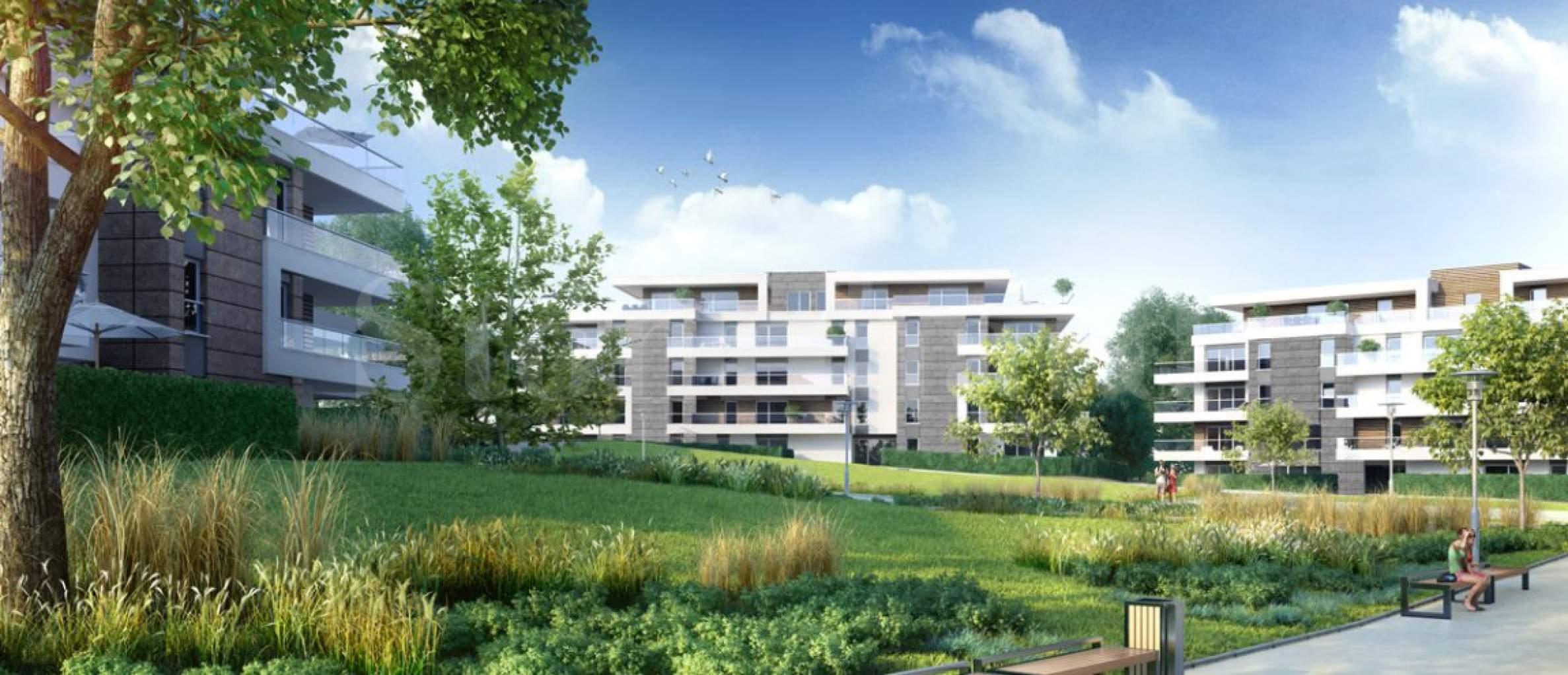 Нови апартаменти във френски град Thoiry, 10 км от Женева2 - Stonehard
