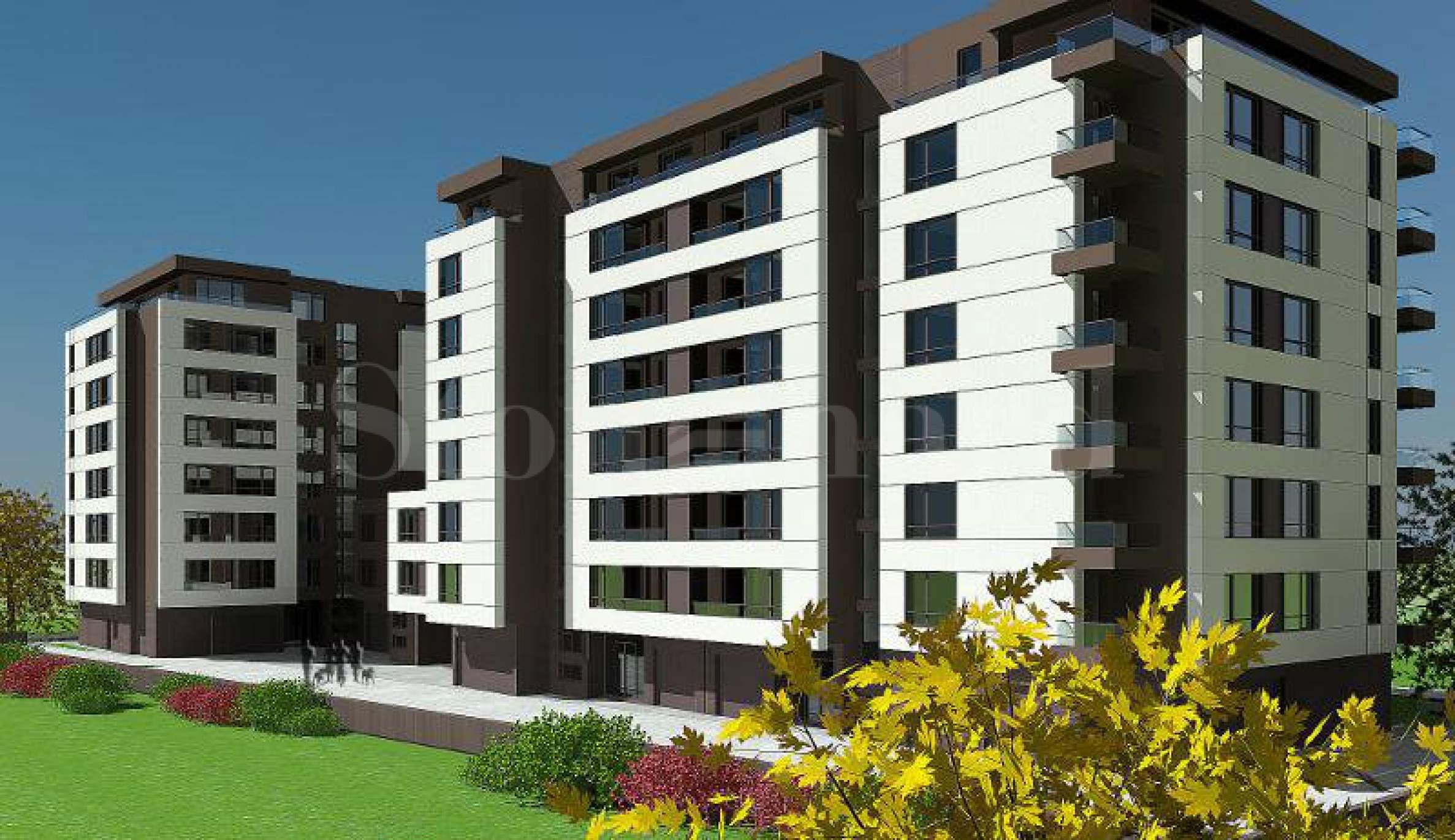 Комплекс Дунав – стилна жилищна сграда до центъра на Пловдив2 - Stonehard