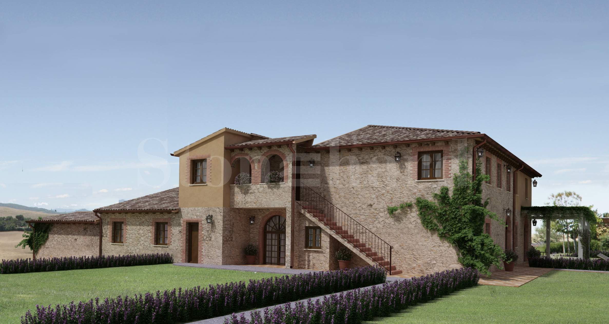 Cozy apartments in the postcard atmosphere of Tuscany2 - Stonehard