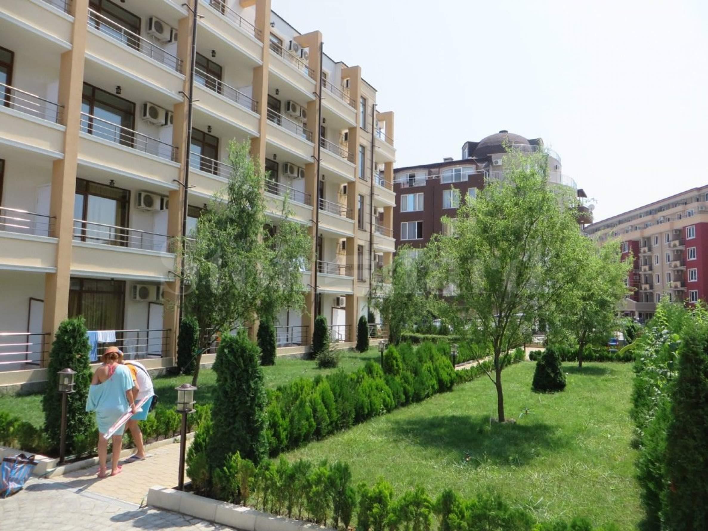 Апартаменти с гарантирана доходност от наем в затворен комплекс1 - Stonehard