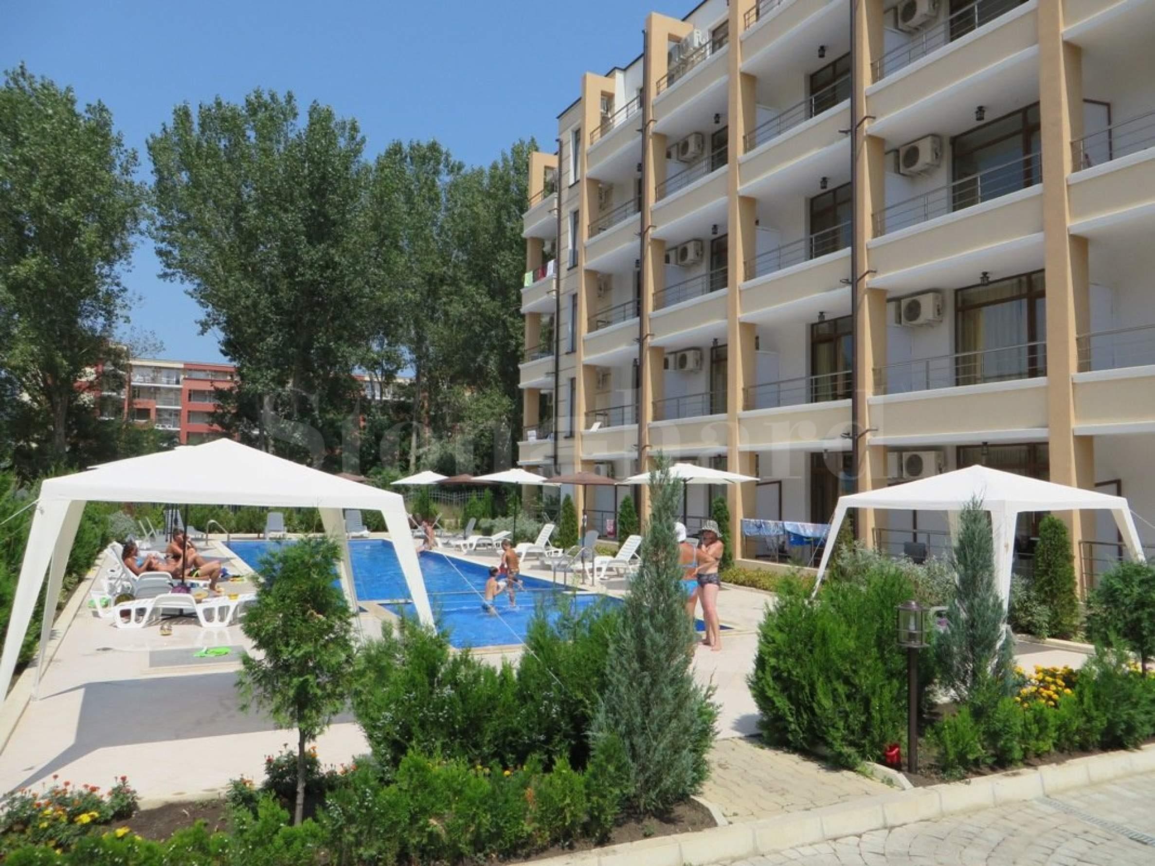 Апартаменти с гарантирана доходност от наем в затворен комплекс2 - Stonehard