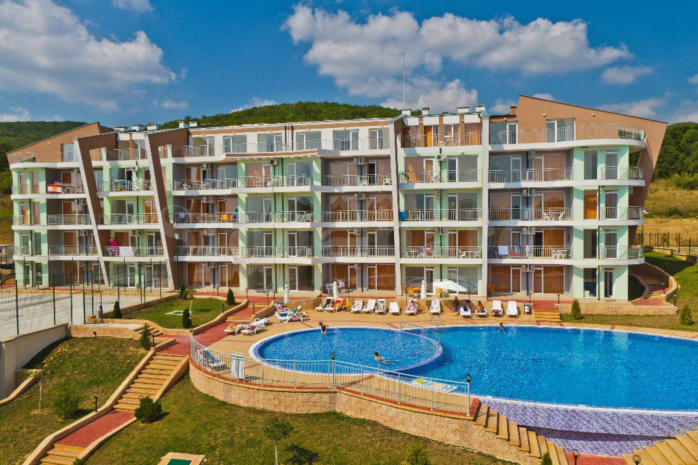 Sea Mountain complex in a countryside along the Black sea coast1 - Stonehard