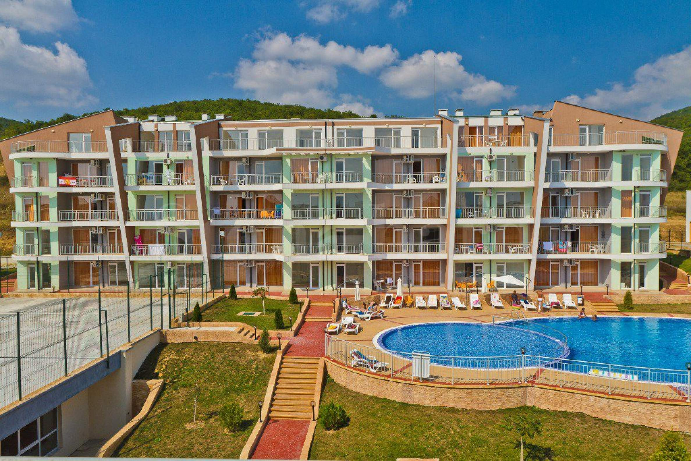 Sea Mountain complex in a countryside along the Black sea coast2 - Stonehard
