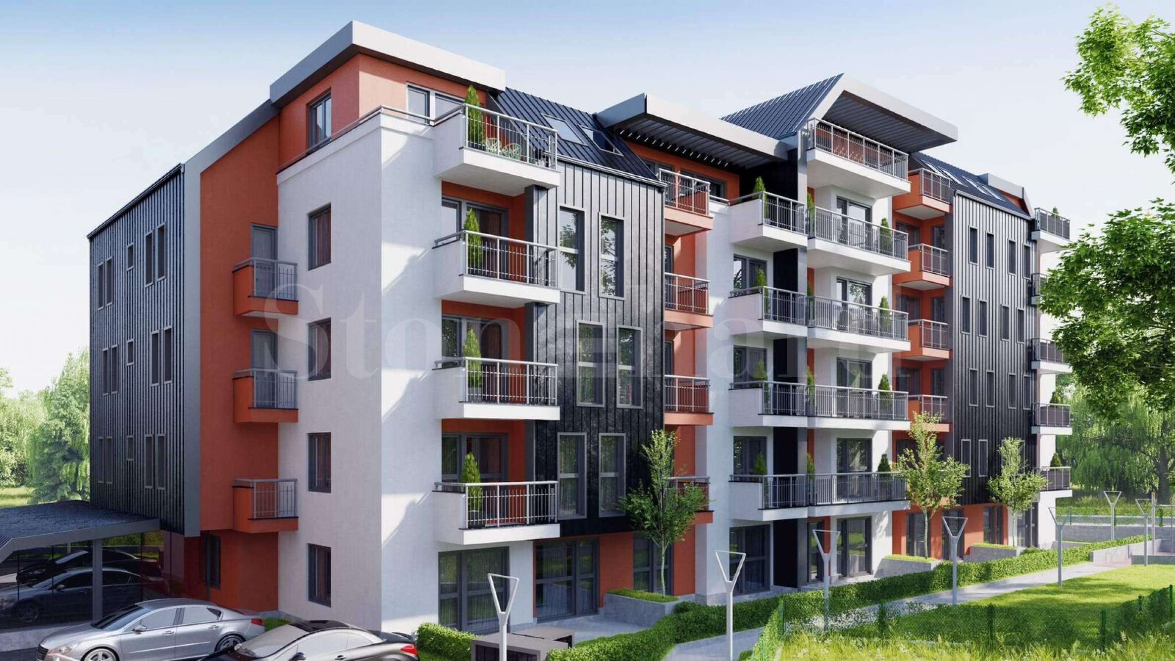 Модерен жилищен комплекс до Зоопарка и Симеоновско шосе2 - Stonehard