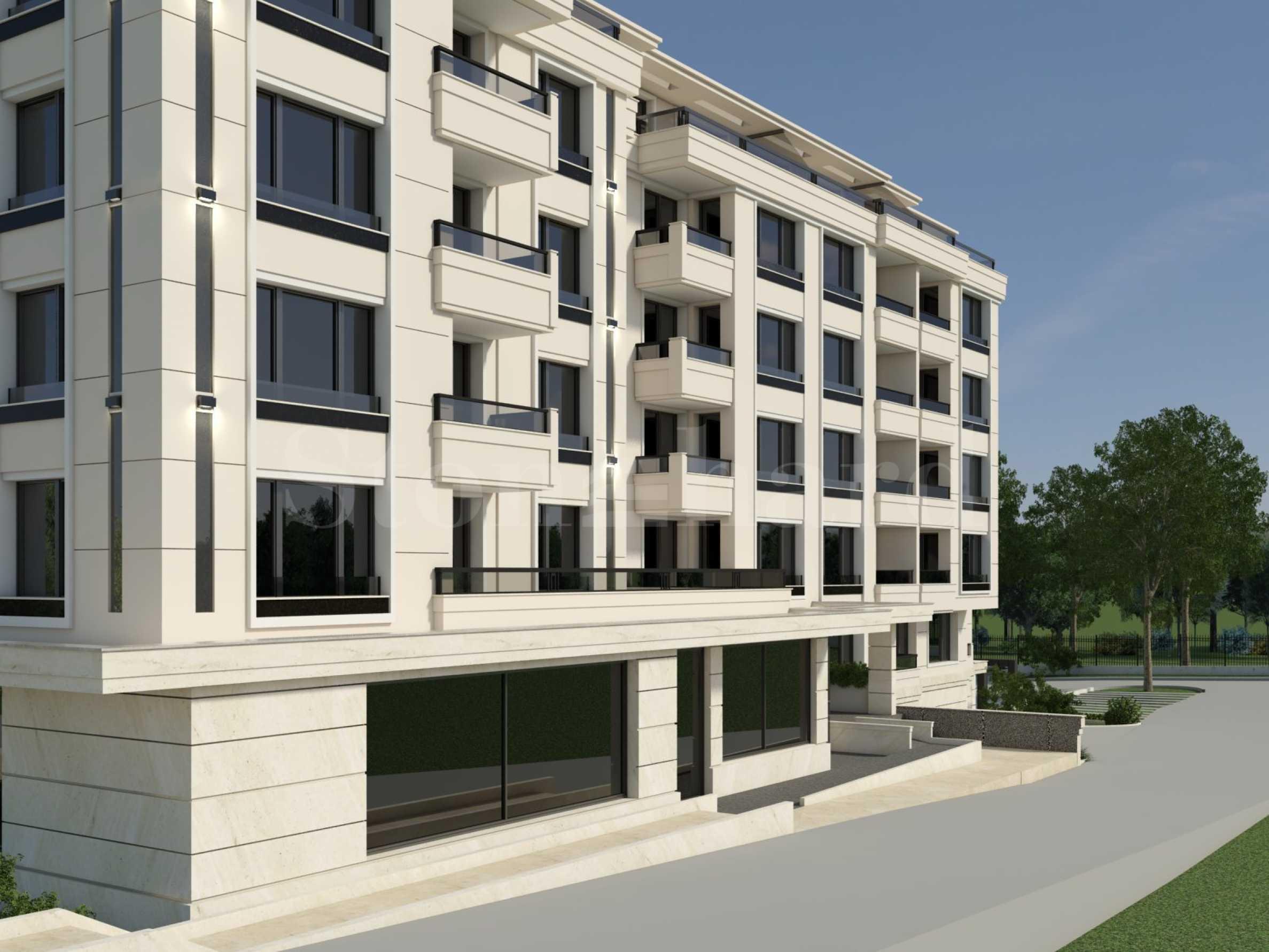 Висококачествен и стилен жилищен комплекс в кв. Младост 22 - Stonehard