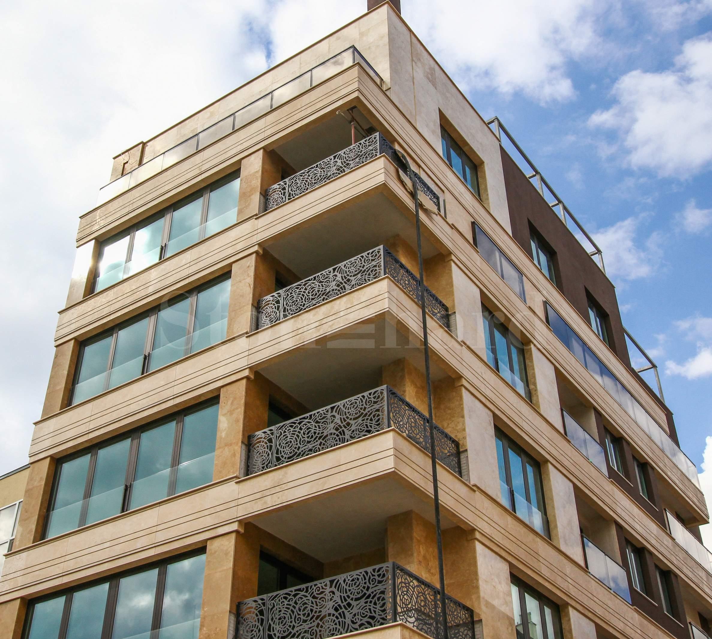 Spacious newly built apartments in a nice new building near Serdika Center in Sofia2 - Stonehard