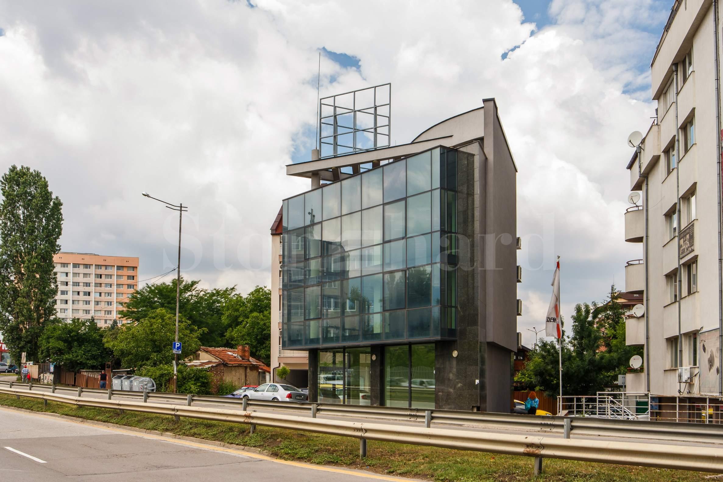 Модерна нова офис сграда с отлична локация2 - Stonehard