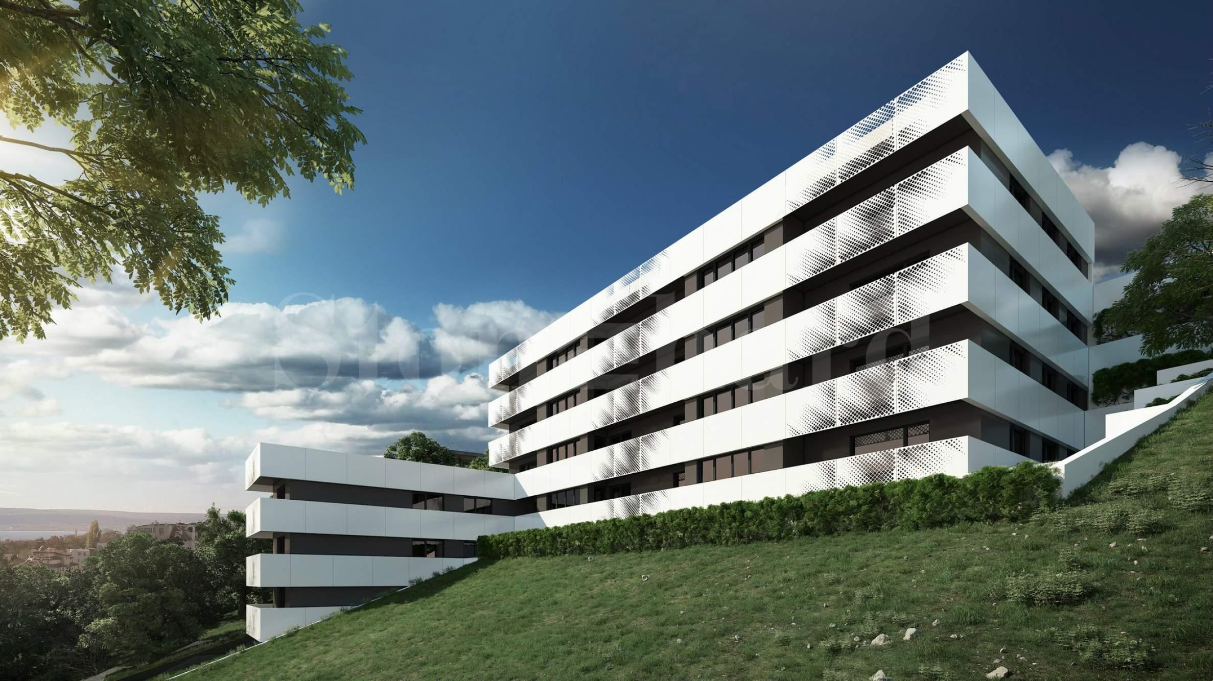 Нова жилищна сграда в централната част на кв. Бриз1 - Stonehard