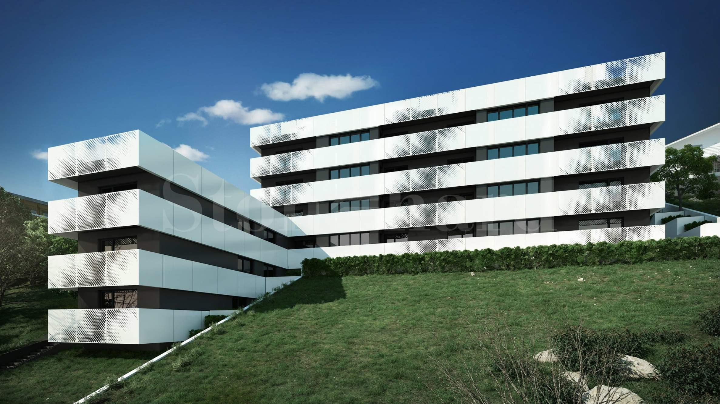 Нова жилищна сграда в централната част на кв. Бриз2 - Stonehard