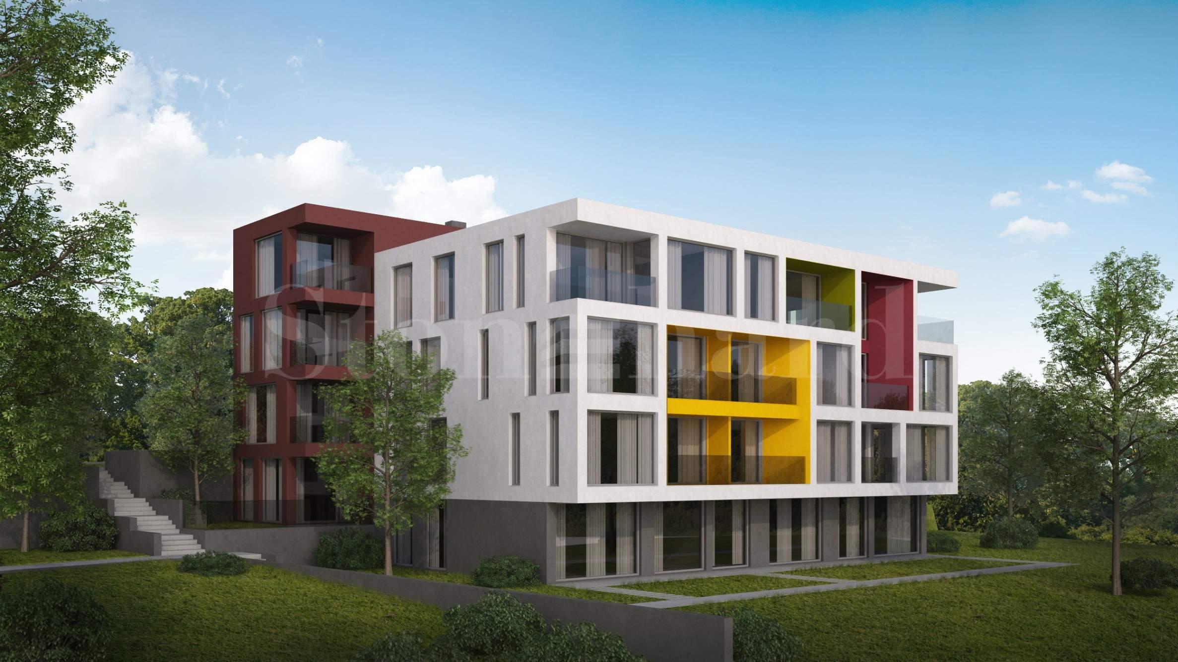 Aпартаменти с отлична локация и морска панорама в кв. Траката1 - Stonehard