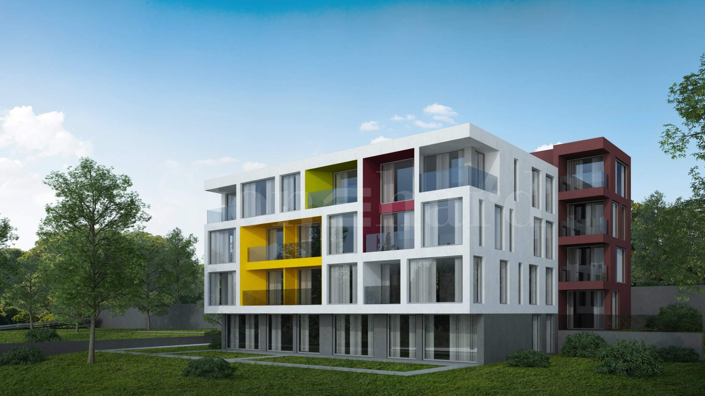Aпартаменти с отлична локация и морска панорама в кв. Траката2 - Stonehard