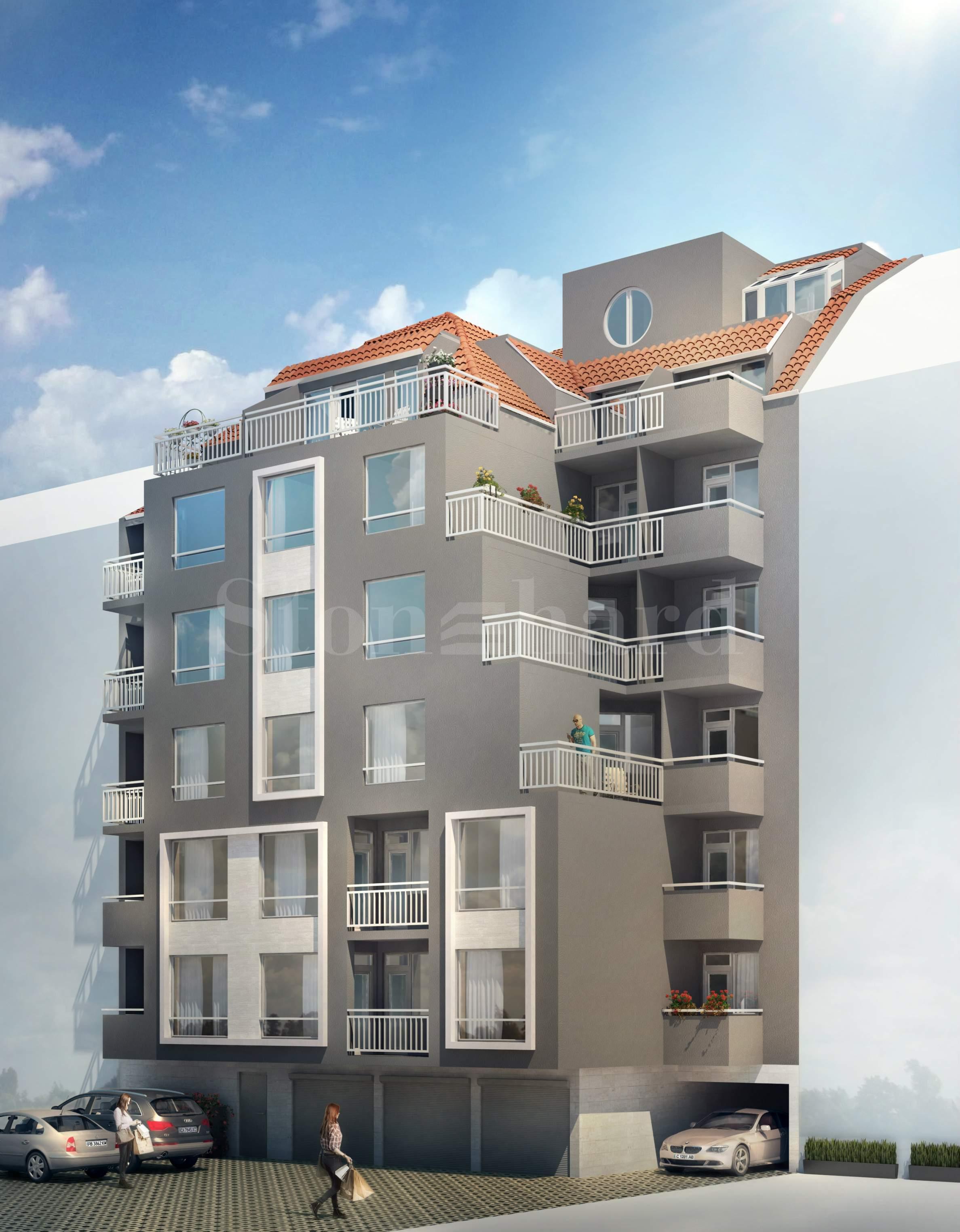 Двустайни и тристайни апартаменти в кв. Аспарухово2 - Stonehard
