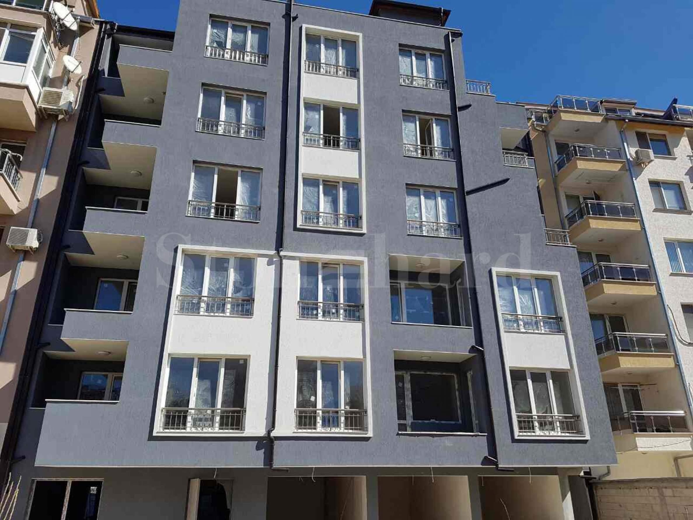 Двустайни и тристайни апартаменти в кв. Аспарухово1 - Stonehard