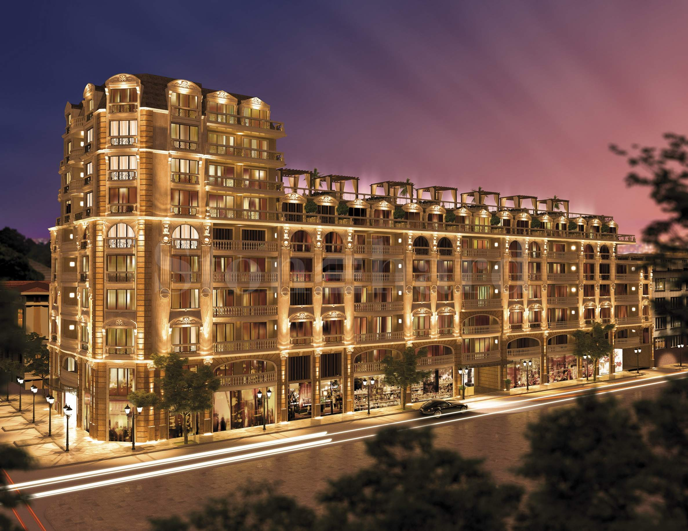 Luxury apartments and offices on the first line1 - Stonehard