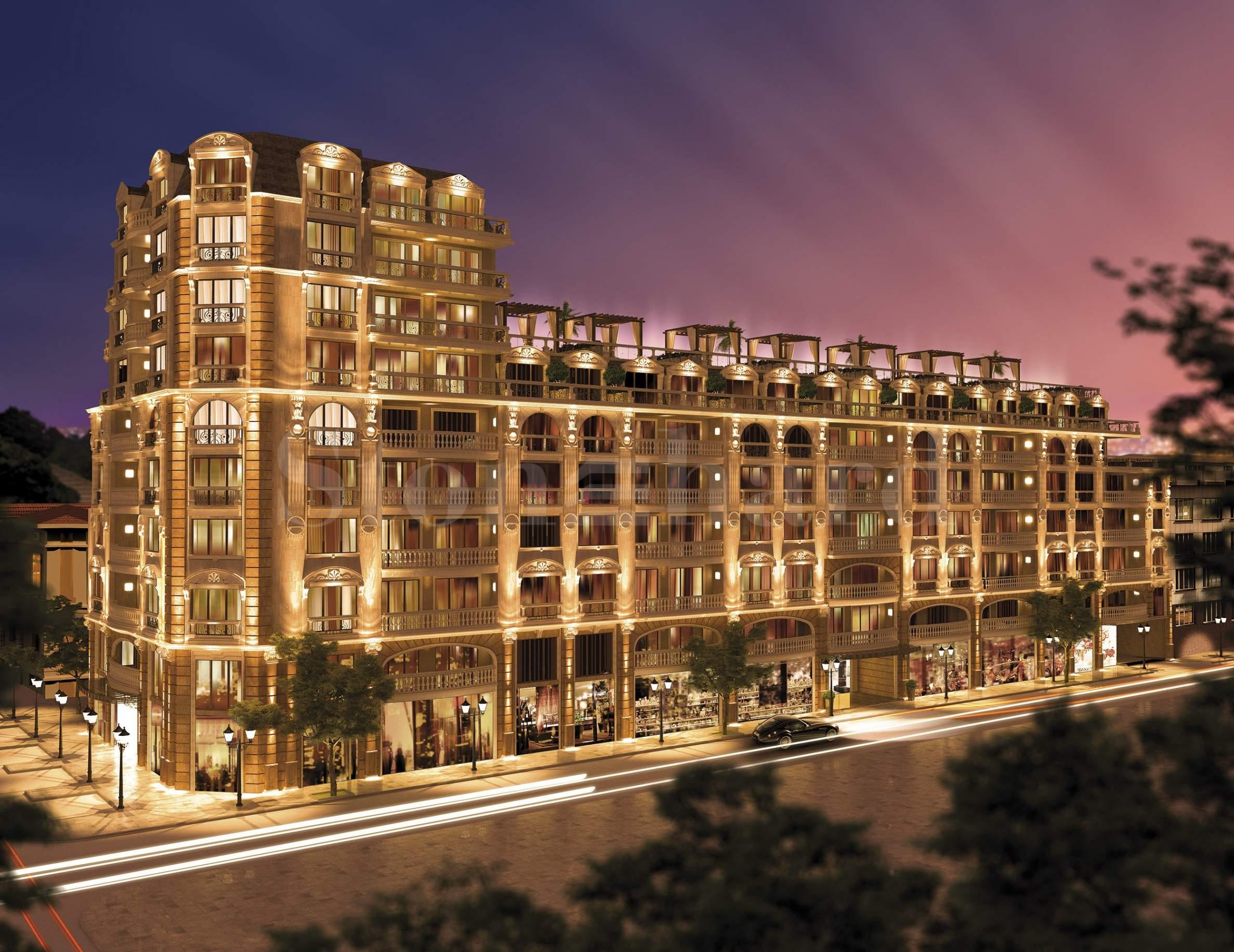 Апартаменти и офиси до Морската градина и плажа1 - Stonehard