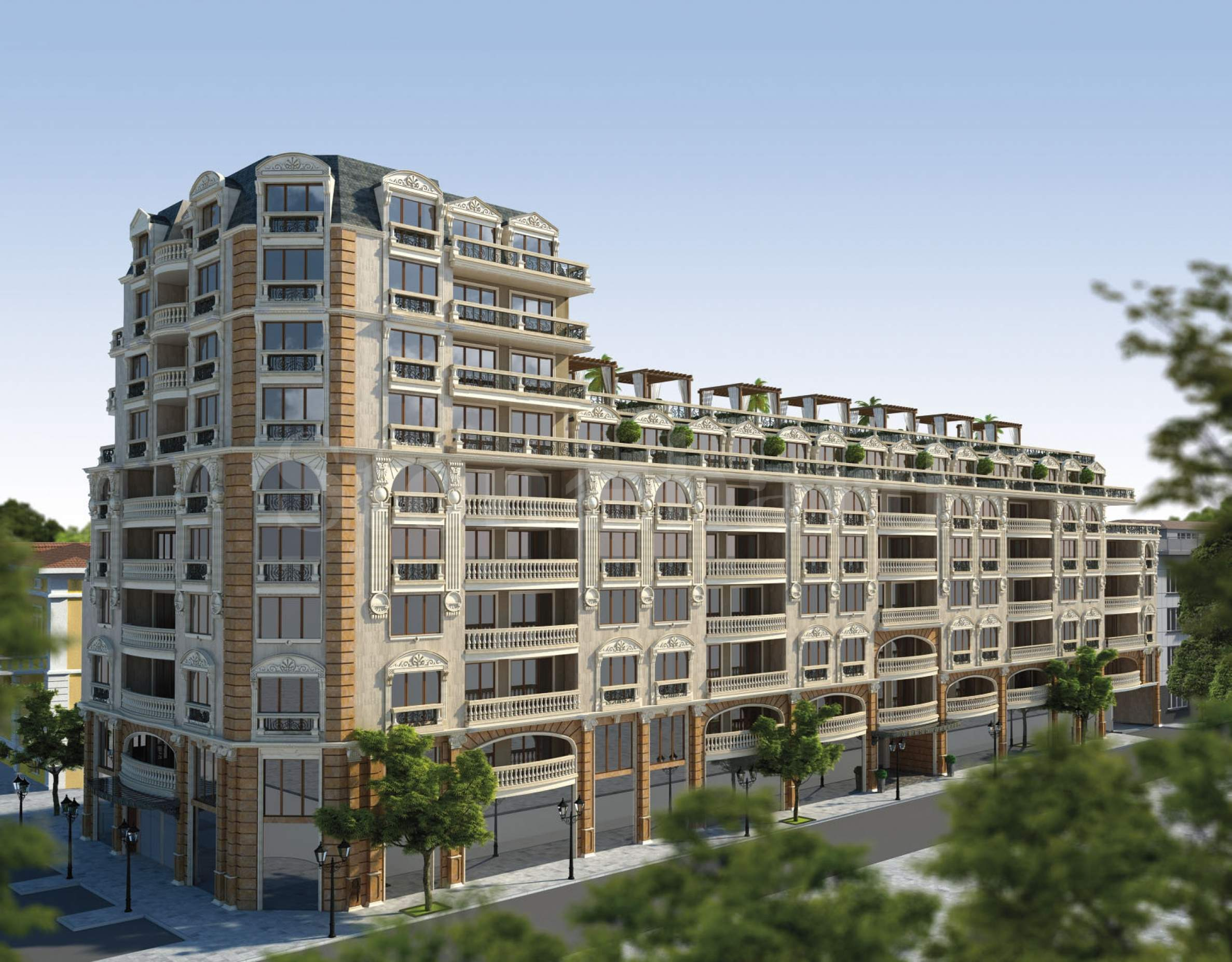 Luxury apartments and offices on the first line2 - Stonehard
