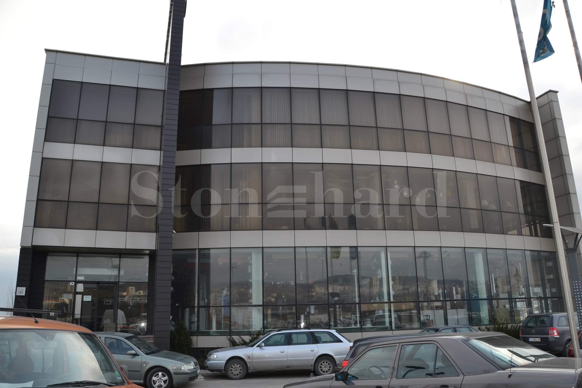 Office building on the main boulevard in Varna1 - Stonehard