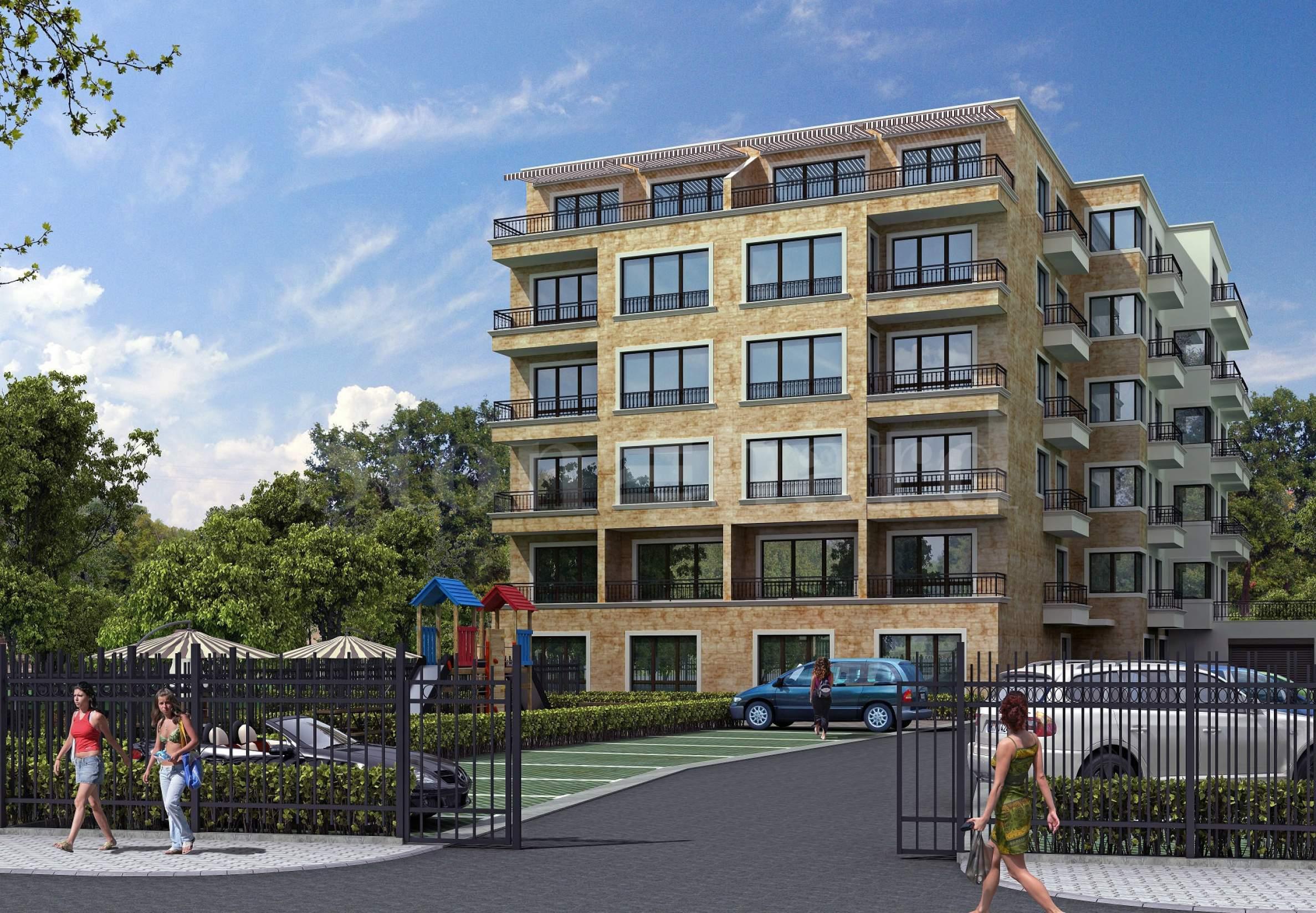 Turn-key apartments in a prestigious neighbourhood1 - Stonehard