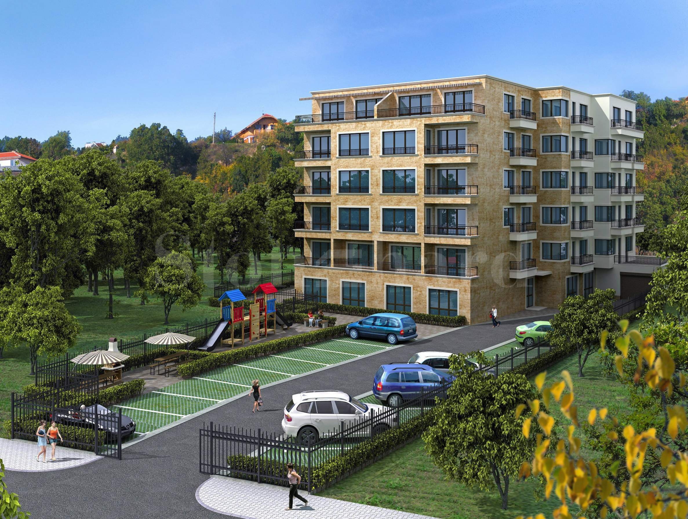 Turn-key apartments in a prestigious neighbourhood2 - Stonehard