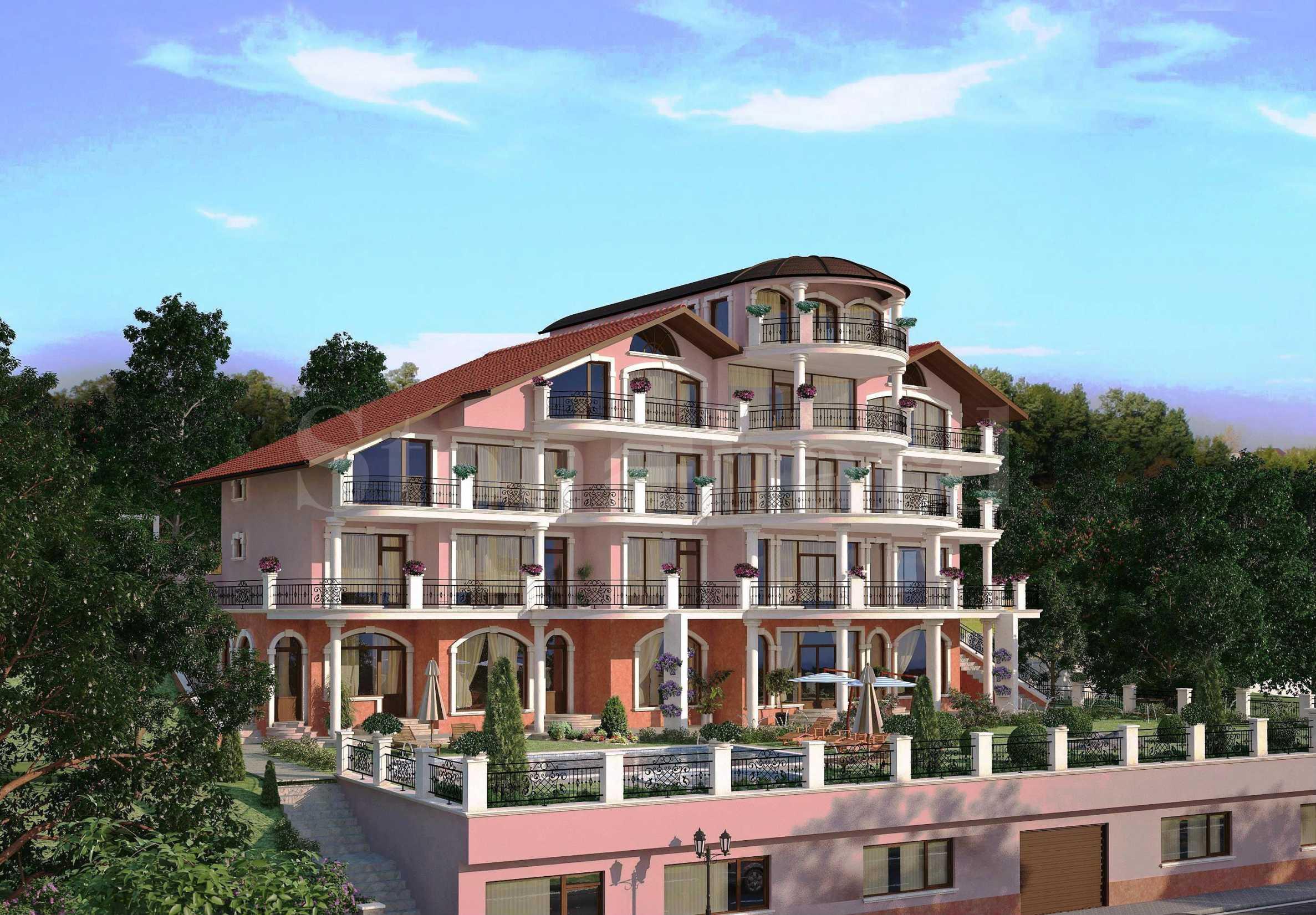 Резиденция  в  Варна1 - Stonehard